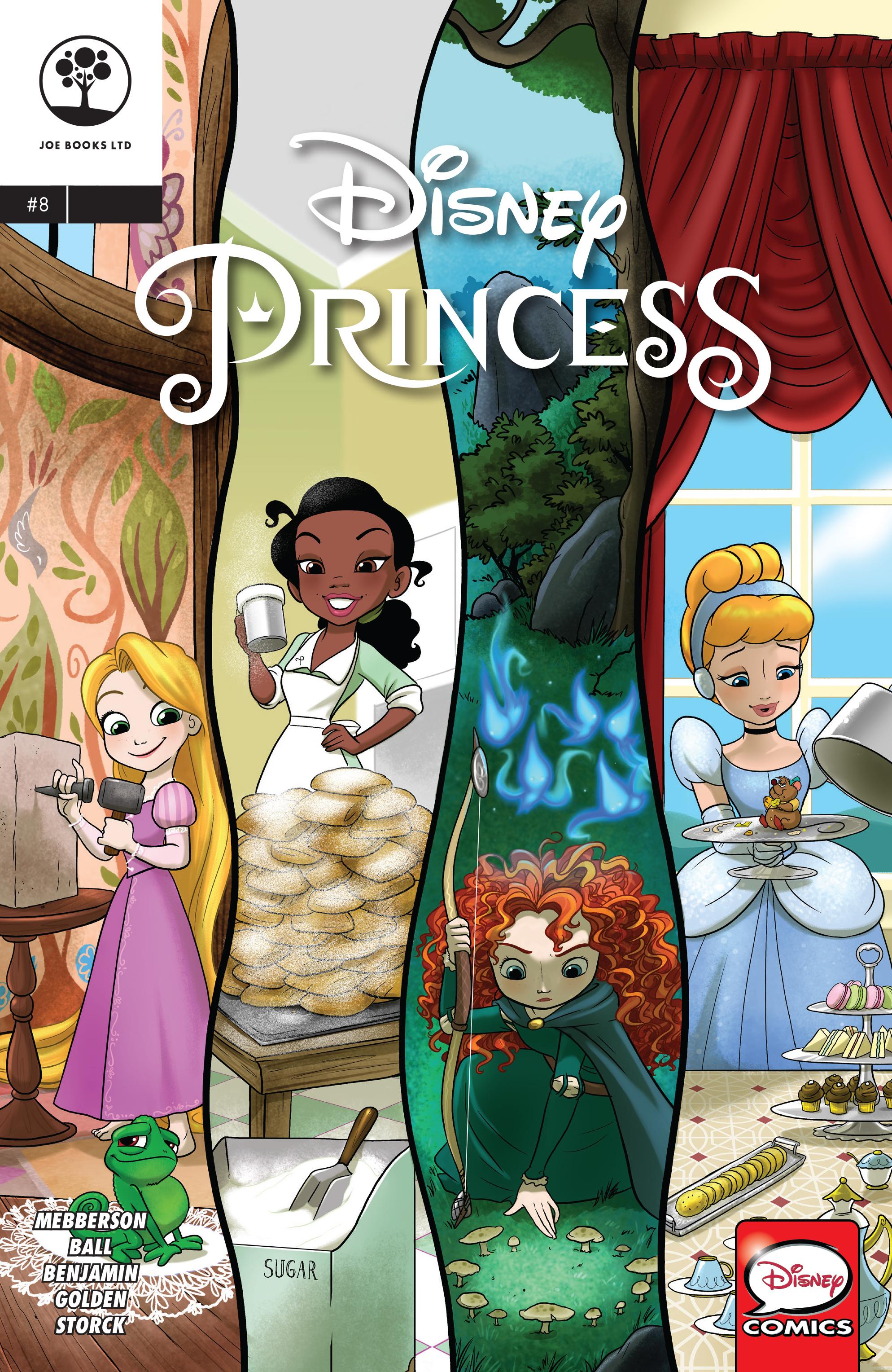 Read online Disney Princess comic -  Issue #8 - 1