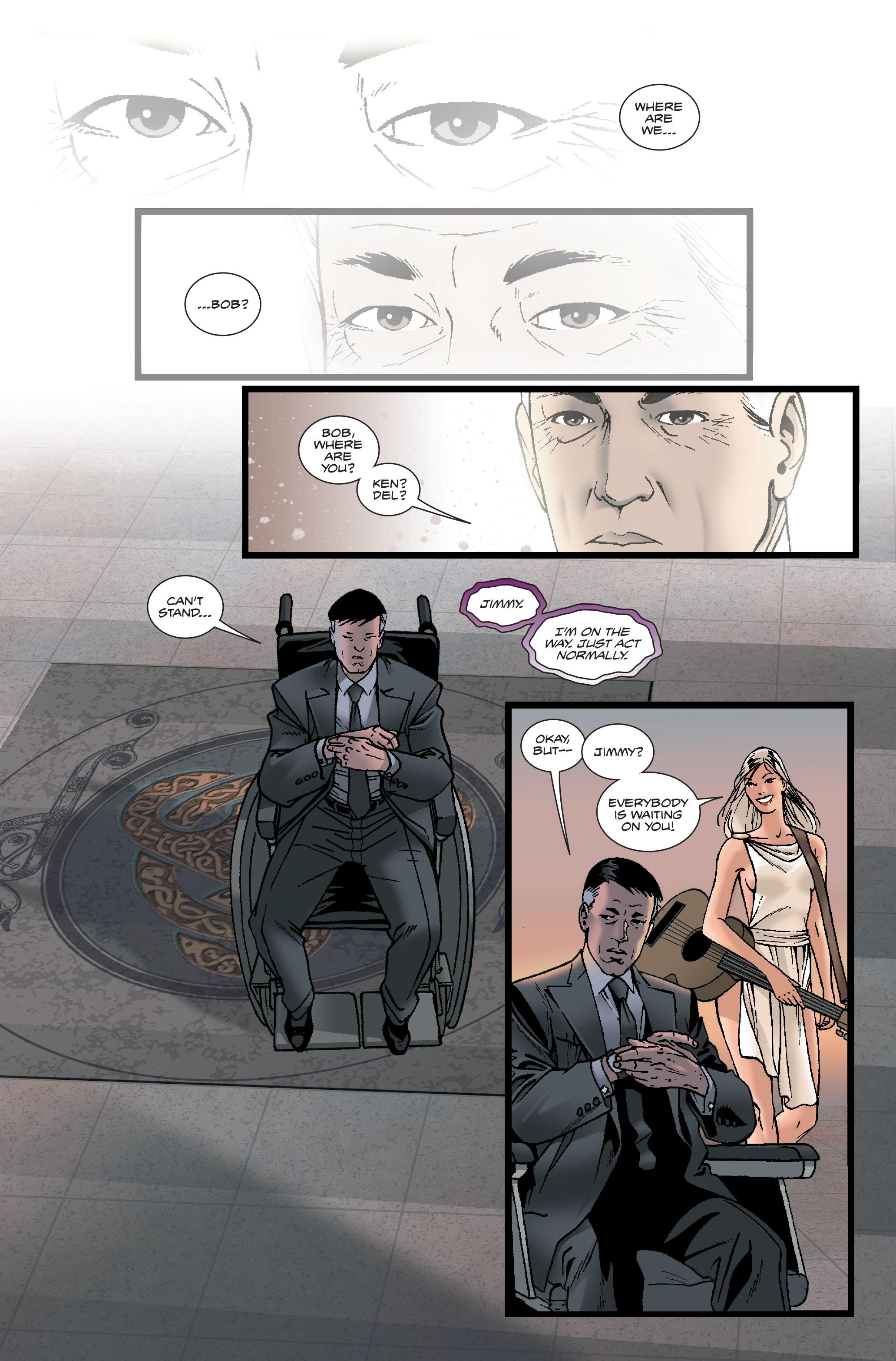 Read online Atlas comic -  Issue #4 - 20