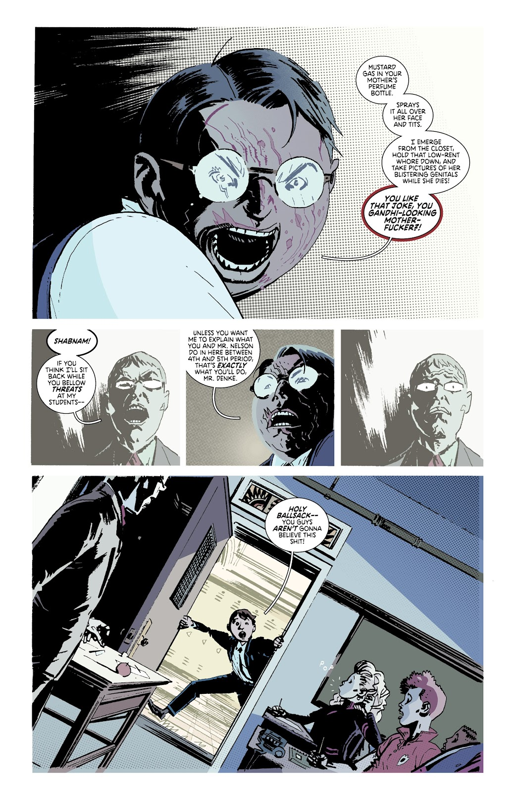 Read online Deadly Class comic -  Issue #38 - 4