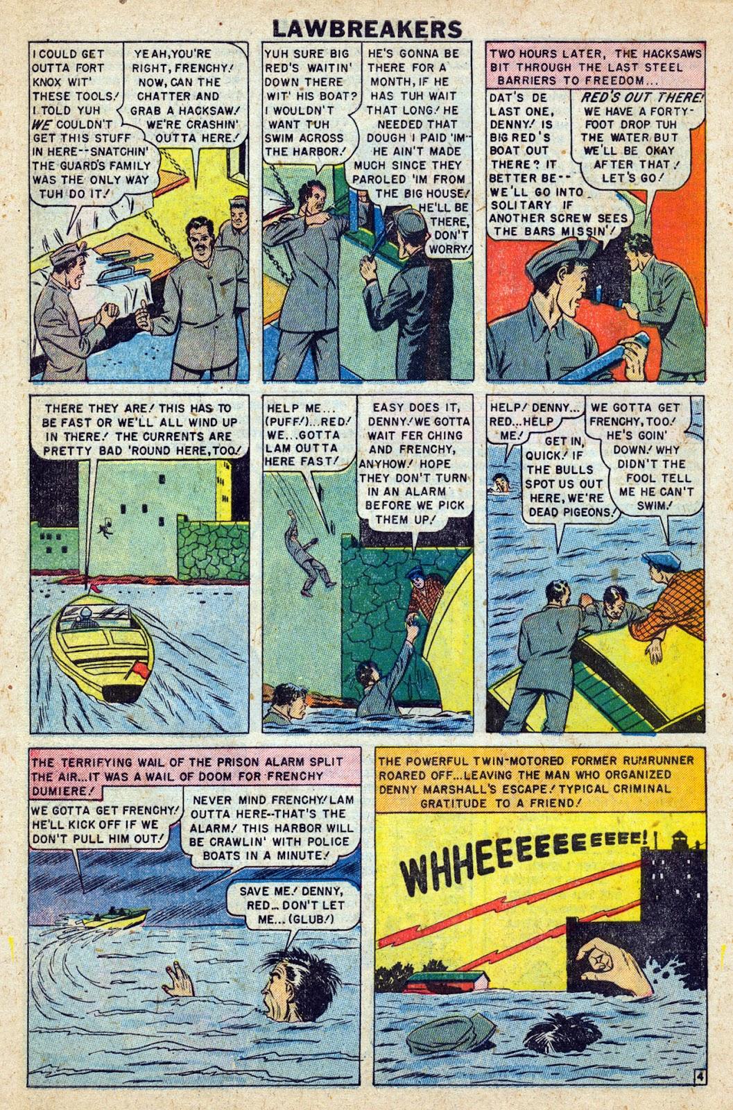 Lawbreakers Always Lose! issue 9 - Page 6