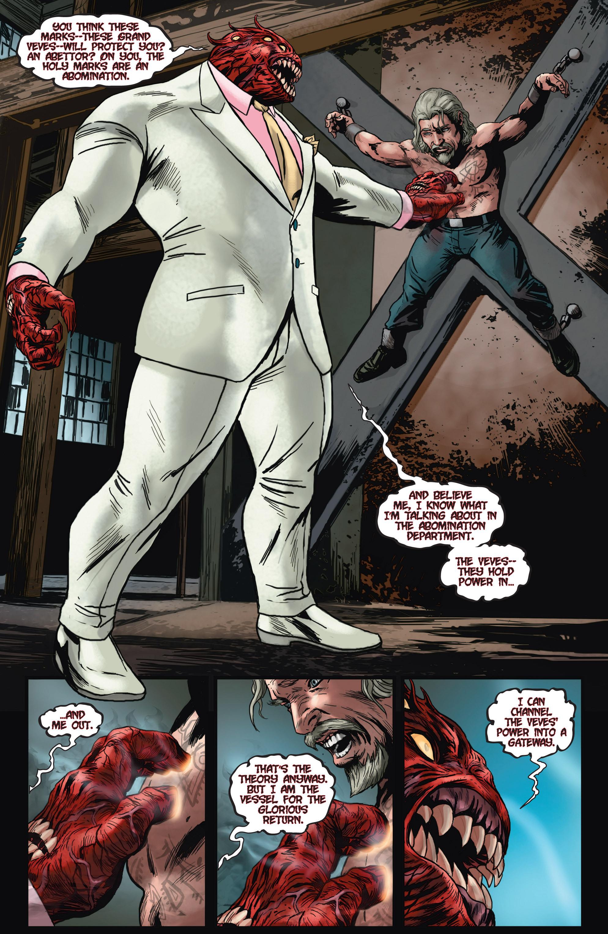 Read online Shadowman (2012) comic -  Issue #4 - 9
