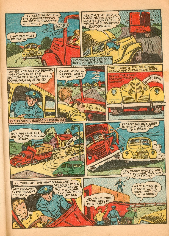 Read online Shadow Comics comic -  Issue #11 - 55