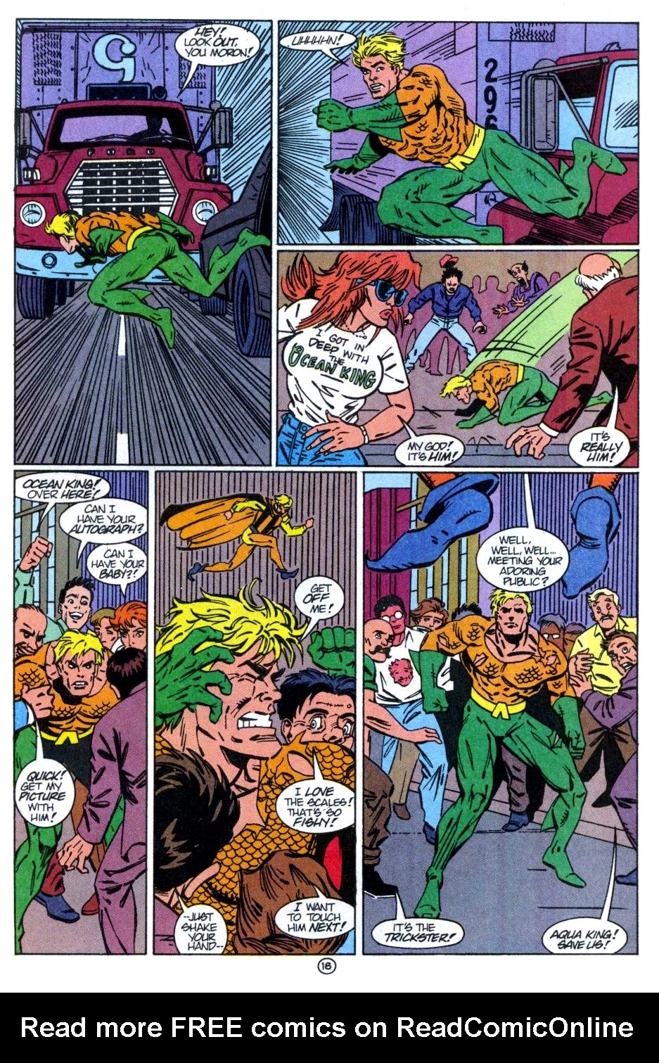 Read online Aquaman: Time and Tide comic -  Issue #1 - 19