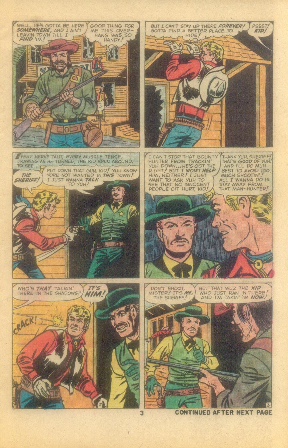 Kid Colt Outlaw issue 209 - Page 5