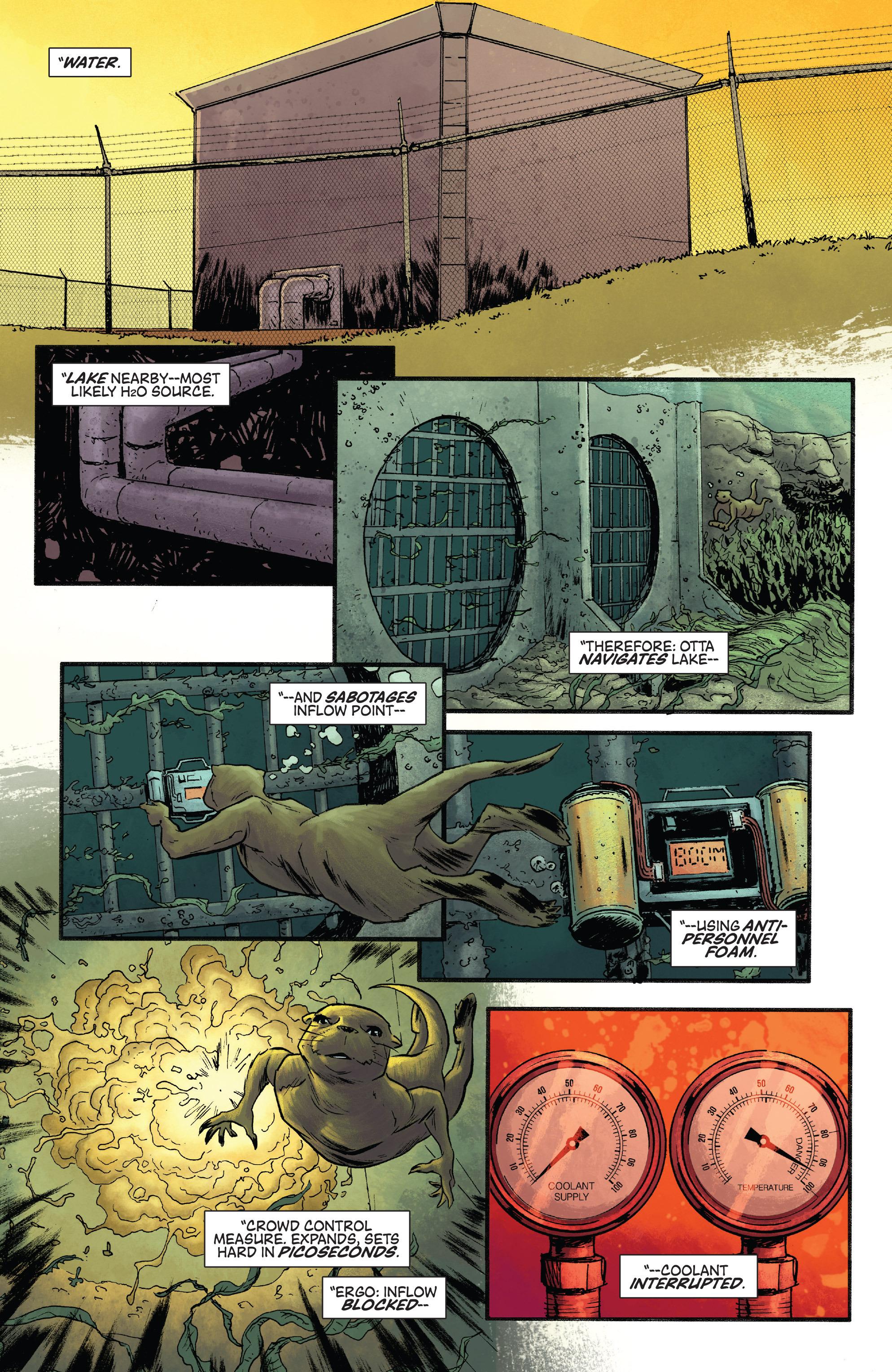 Read online Rocket comic -  Issue #1 - 16