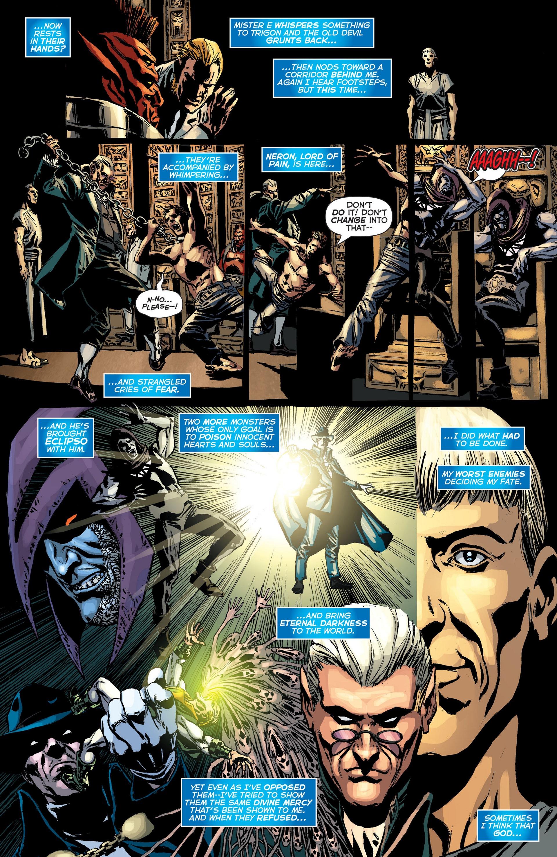 Read online Trinity of Sin: The Phantom Stranger: Futures End comic -  Issue # Full - 7
