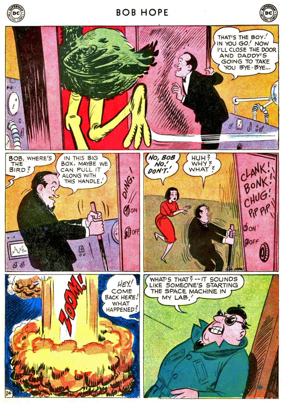The Adventures of Bob Hope issue 69 - Page 31