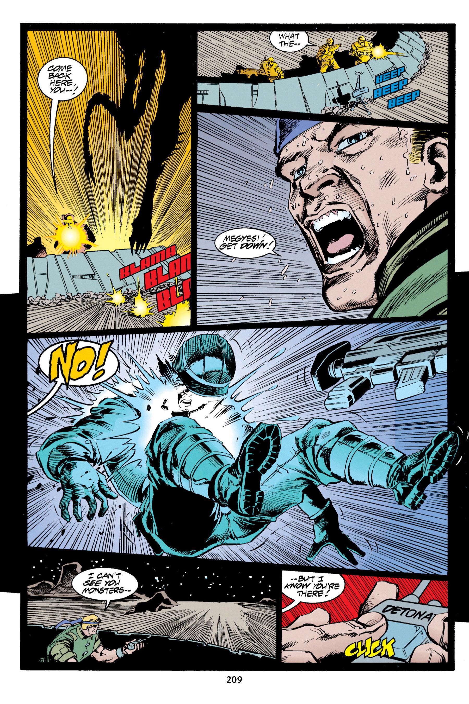 Read online Aliens vs. Predator Omnibus comic -  Issue # _TPB 1 Part 3 - 5