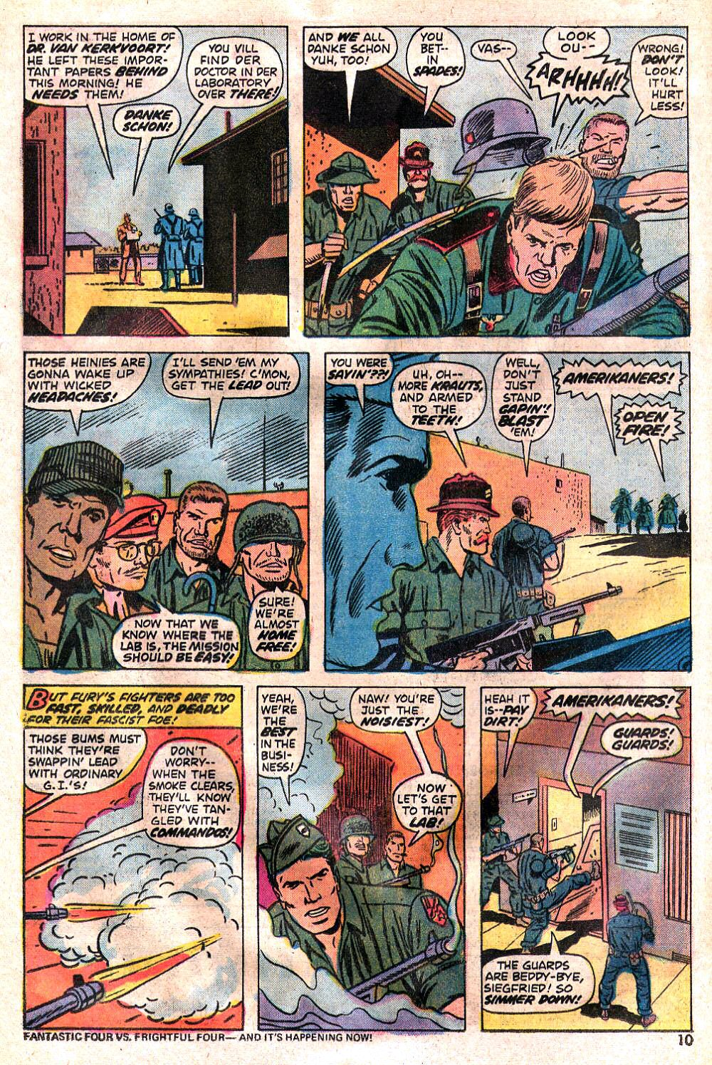 Read online Sgt. Fury comic -  Issue #120 - 12