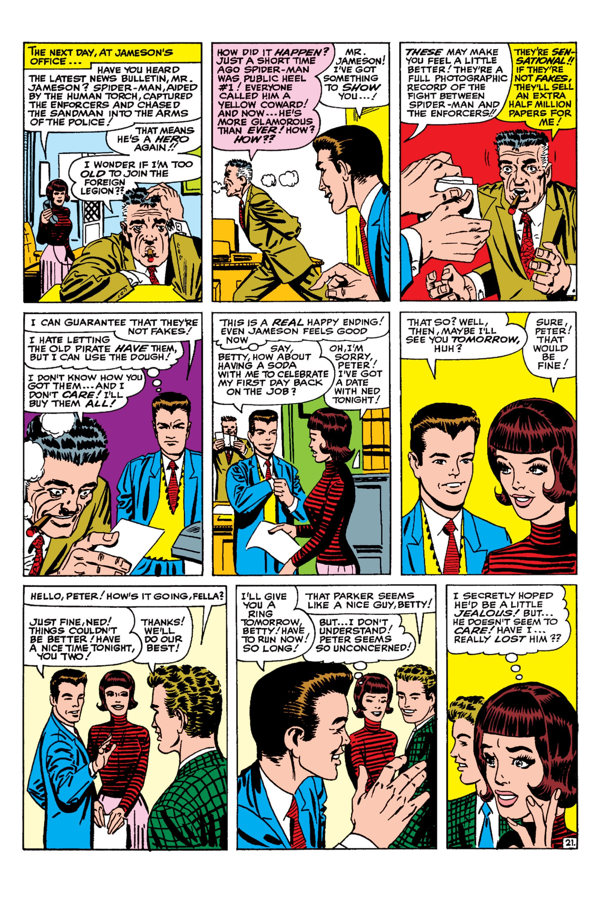 The Amazing Spider-Man (1963) 19 Page 21
