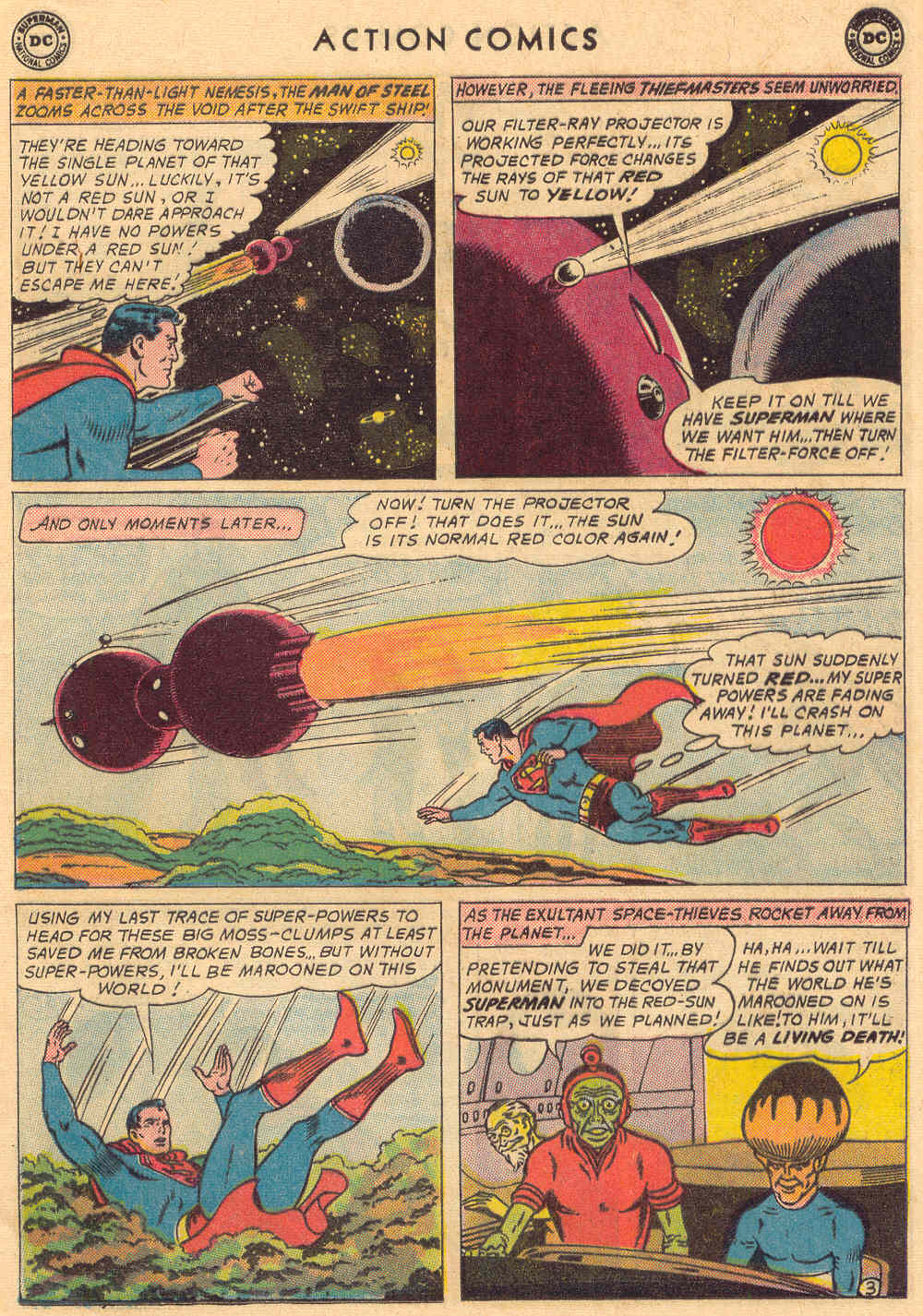 Read online Action Comics (1938) comic -  Issue #321 - 5