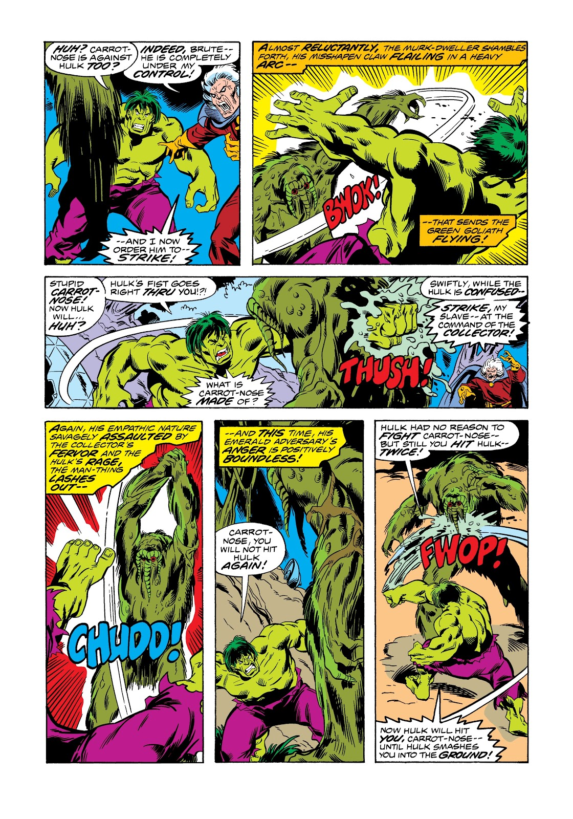 Read online Marvel Masterworks: The Incredible Hulk comic -  Issue # TPB 12 (Part 1) - 23