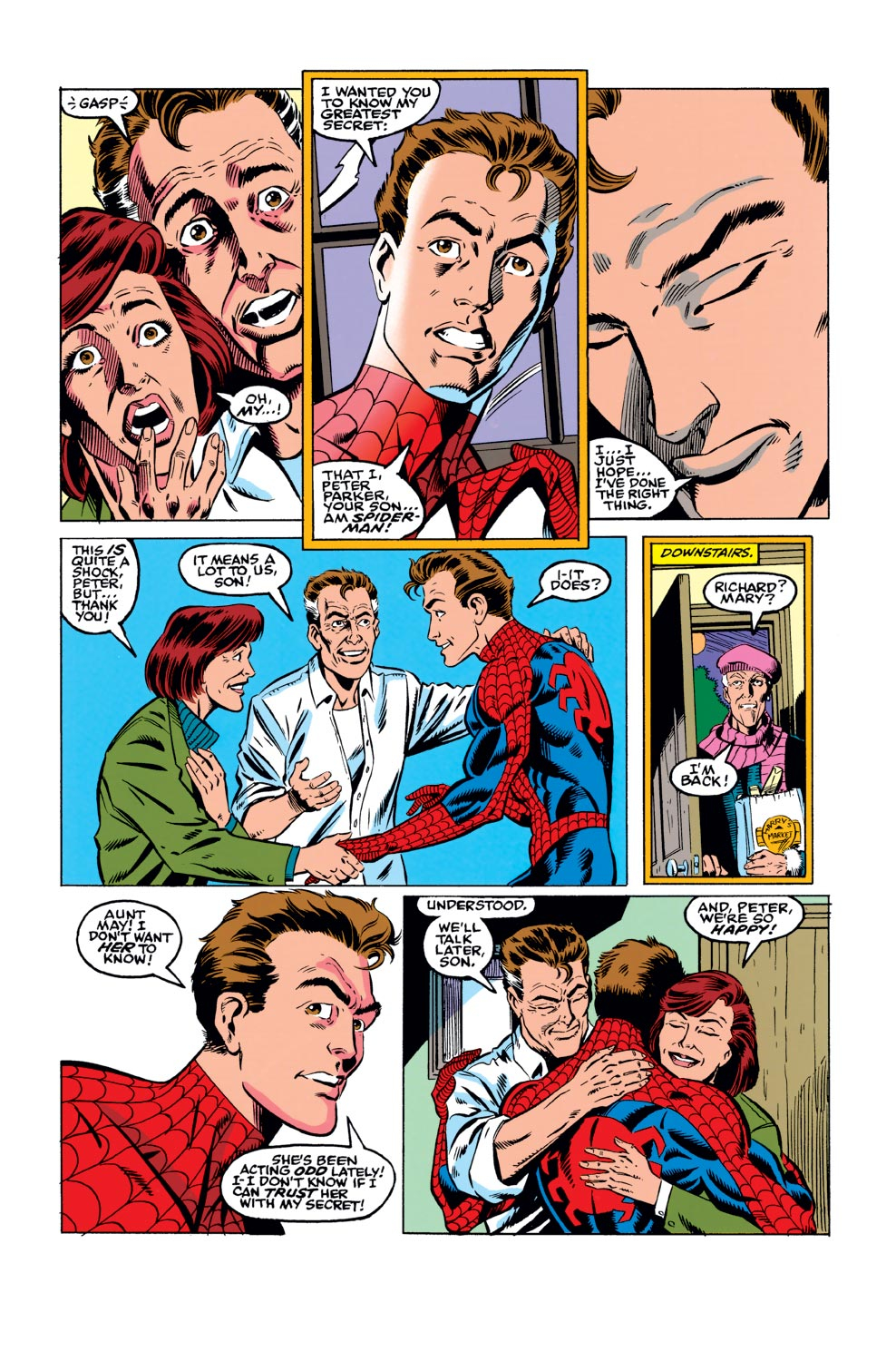 The Amazing Spider-Man (1963) 387 Page 21