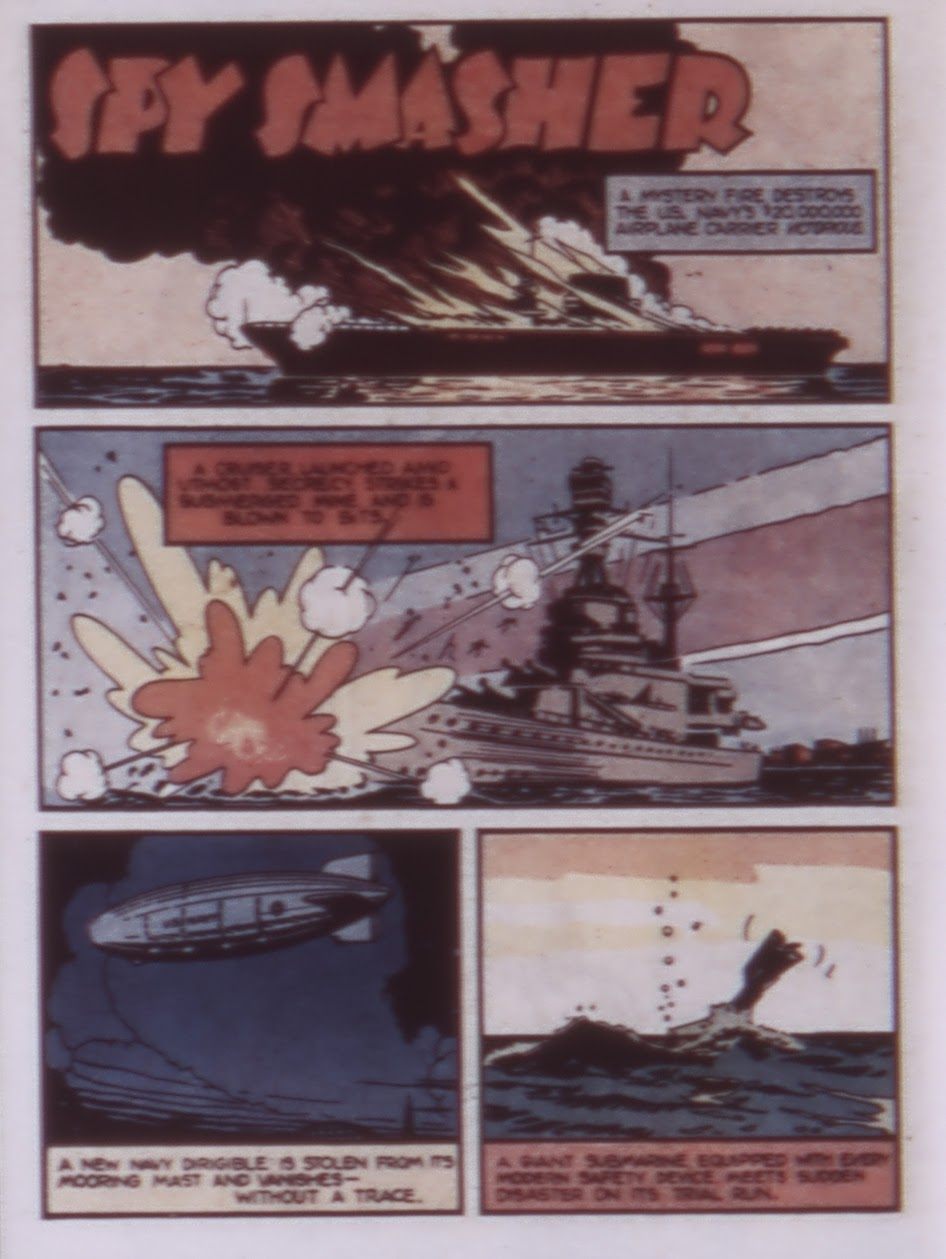 Read online WHIZ Comics comic -  Issue #1 - 34