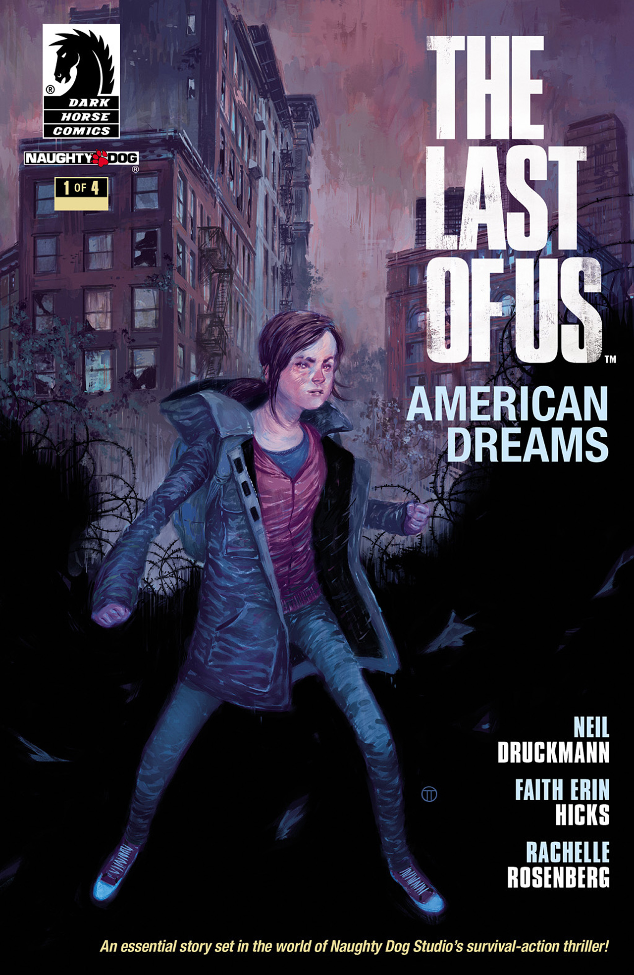 The Last of Us: American Dreams 1 Page 1