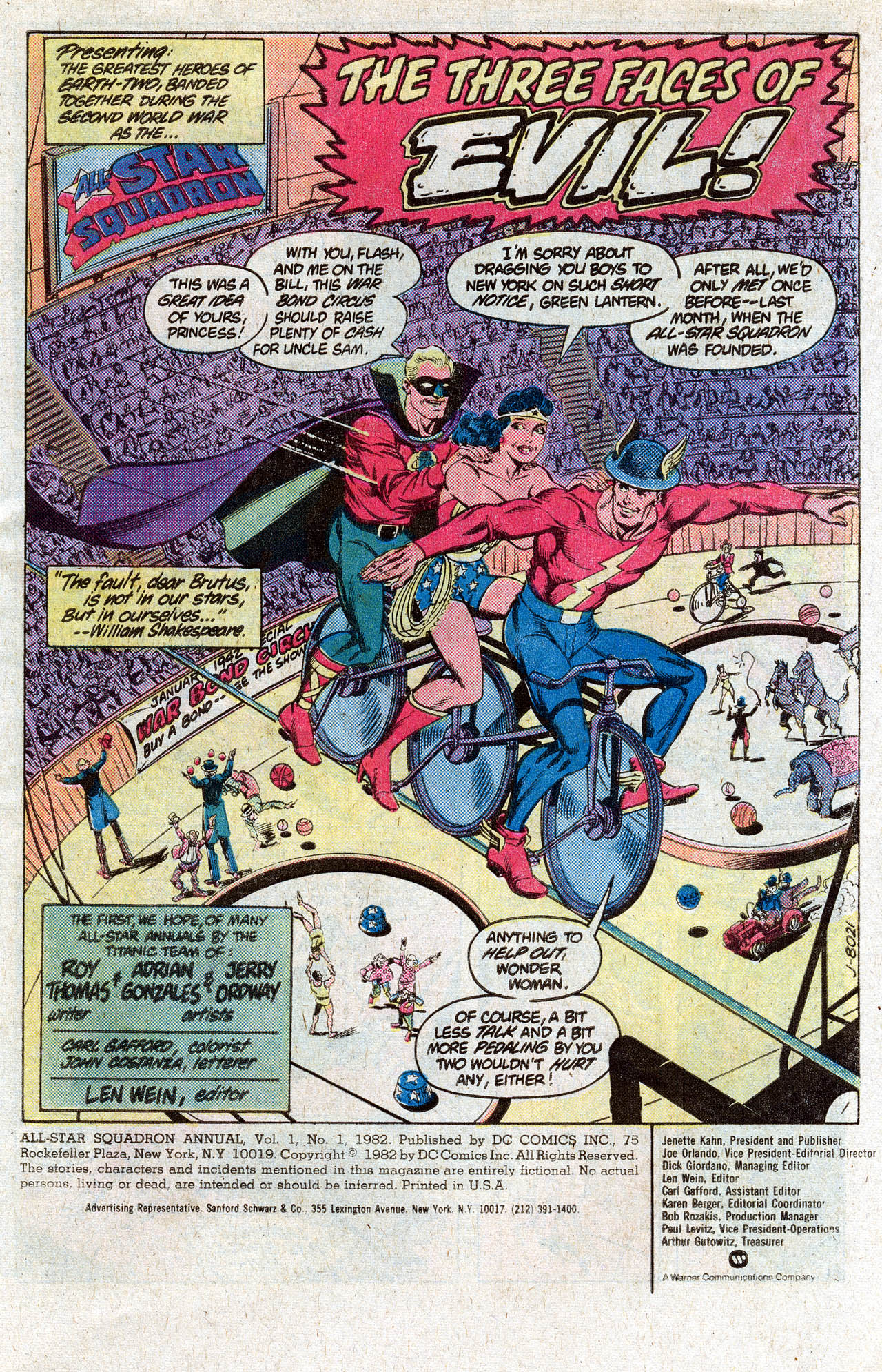 Read online All-Star Squadron comic -  Issue # _Annual 1 - 3