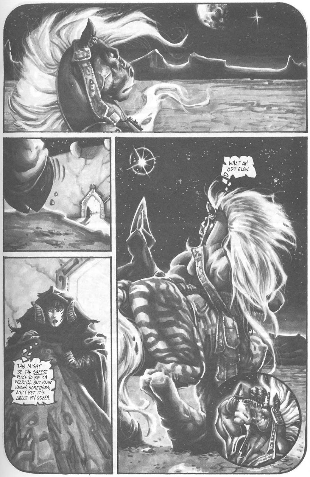 Read online Animal Mystic comic -  Issue #4 - 26