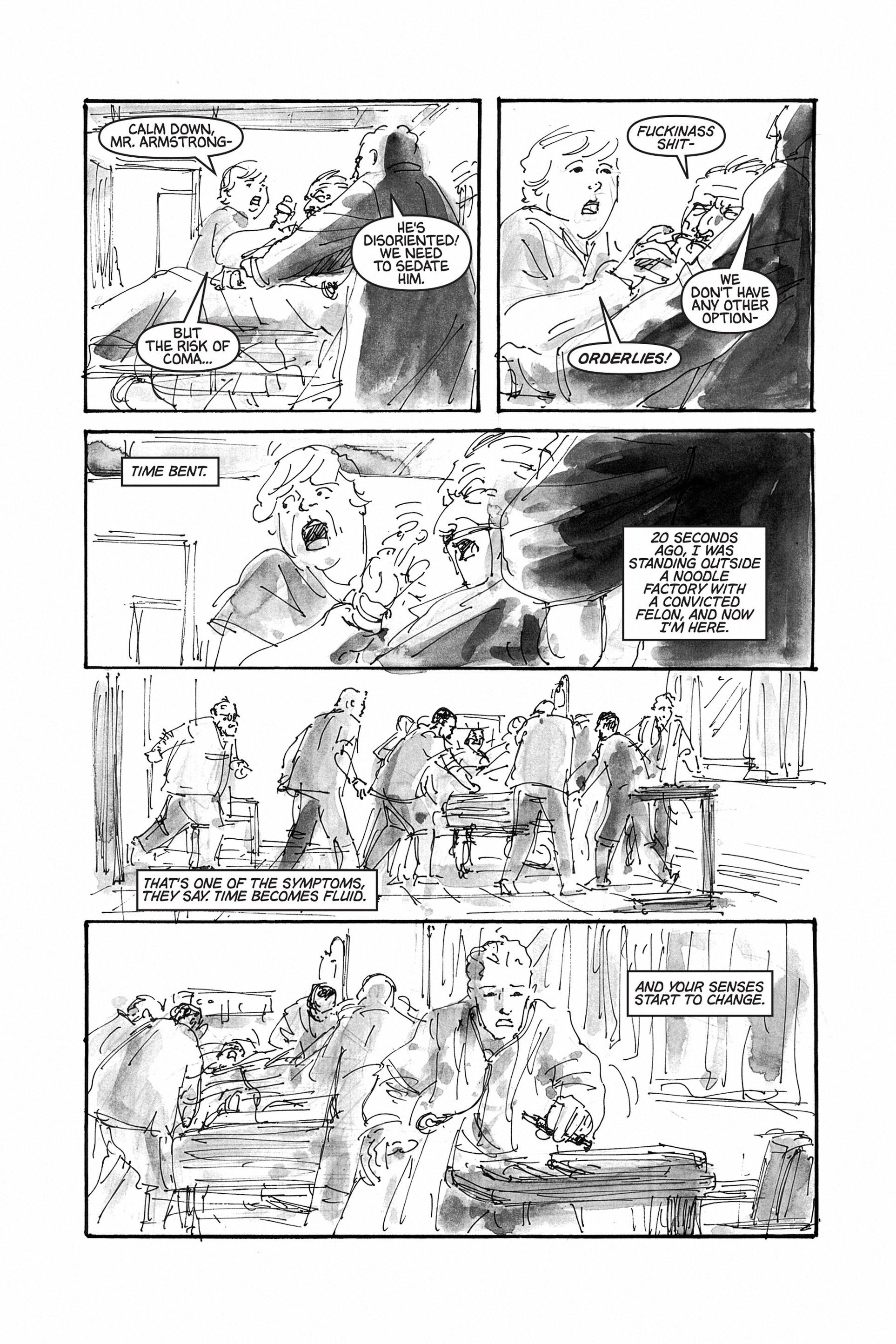 Read online Tumor comic -  Issue # TPB - 20