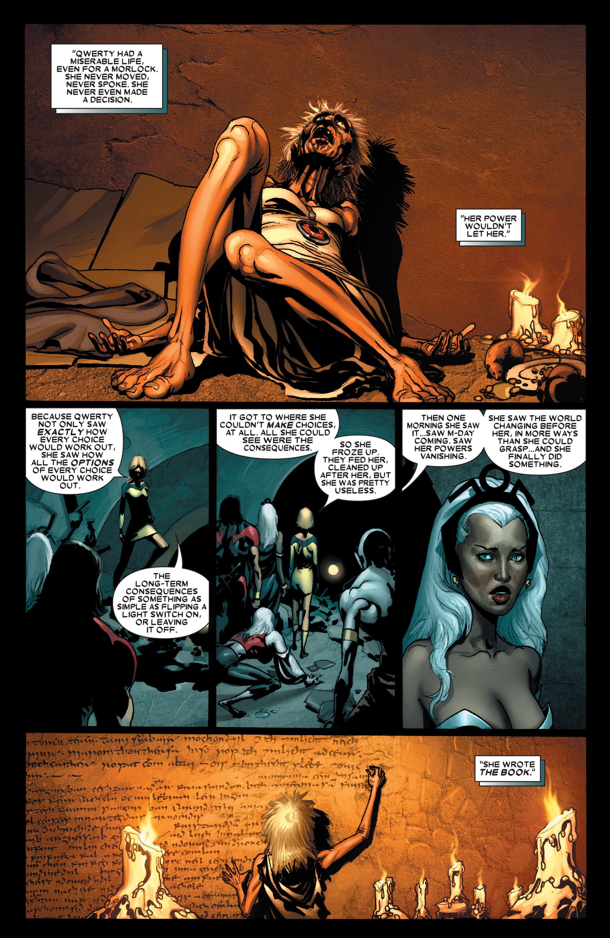Read online Uncanny X-Men (1963) comic -  Issue #490 - 4