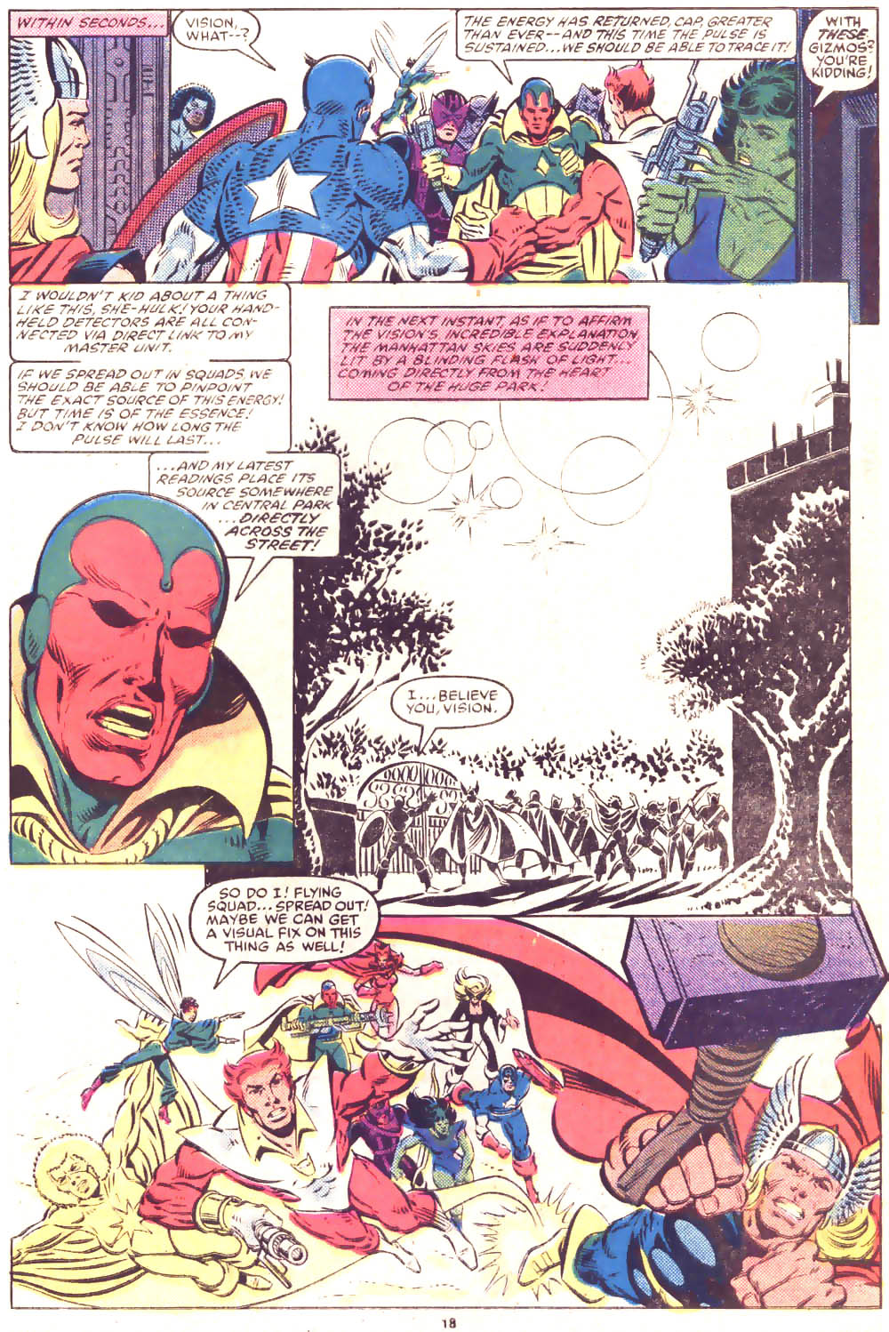 The Avengers (1963) 242 Page 18