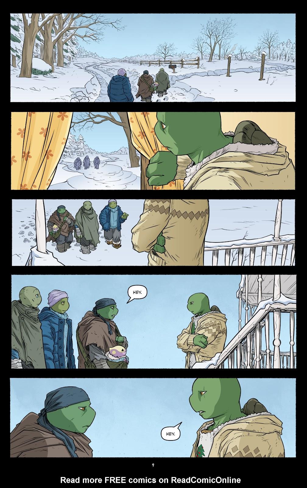 Read online Teenage Mutant Ninja Turtles (2011) comic -  Issue #104 - 11