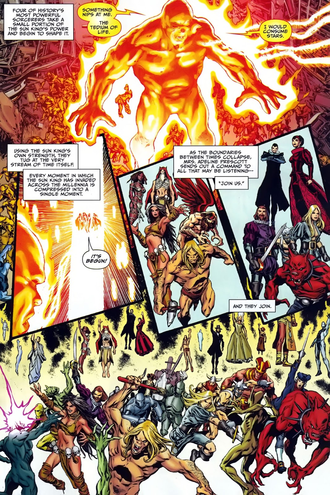 Shadowpact issue 25 - Page 14