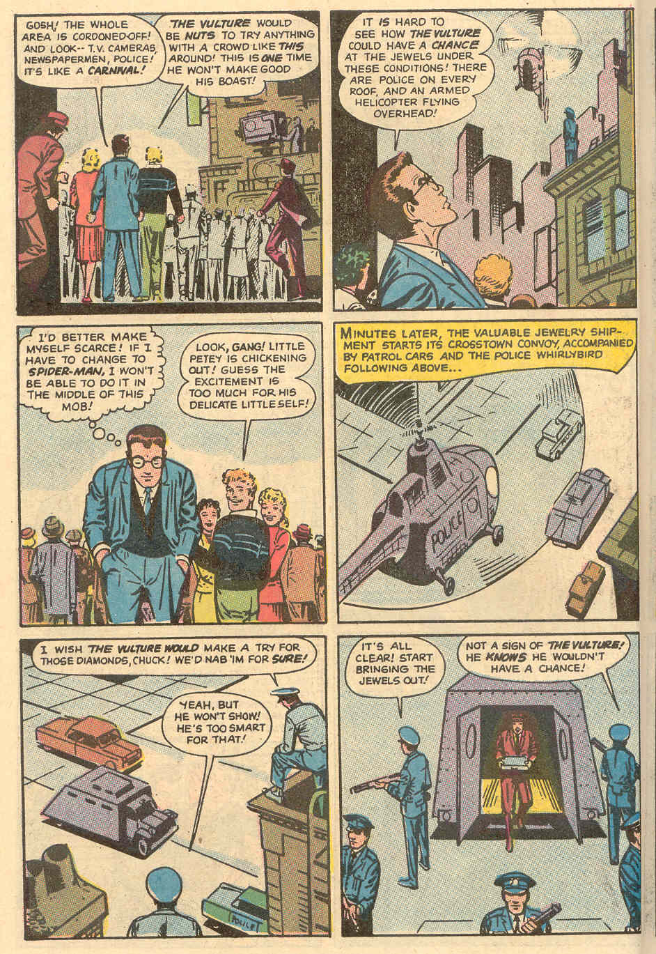 The Amazing Spider-Man (1963) _Annual_7 Page 20
