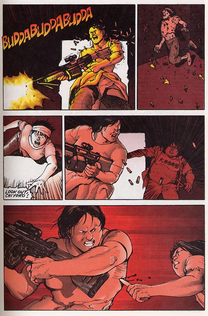 Read online Akira comic -  Issue #19 - 40