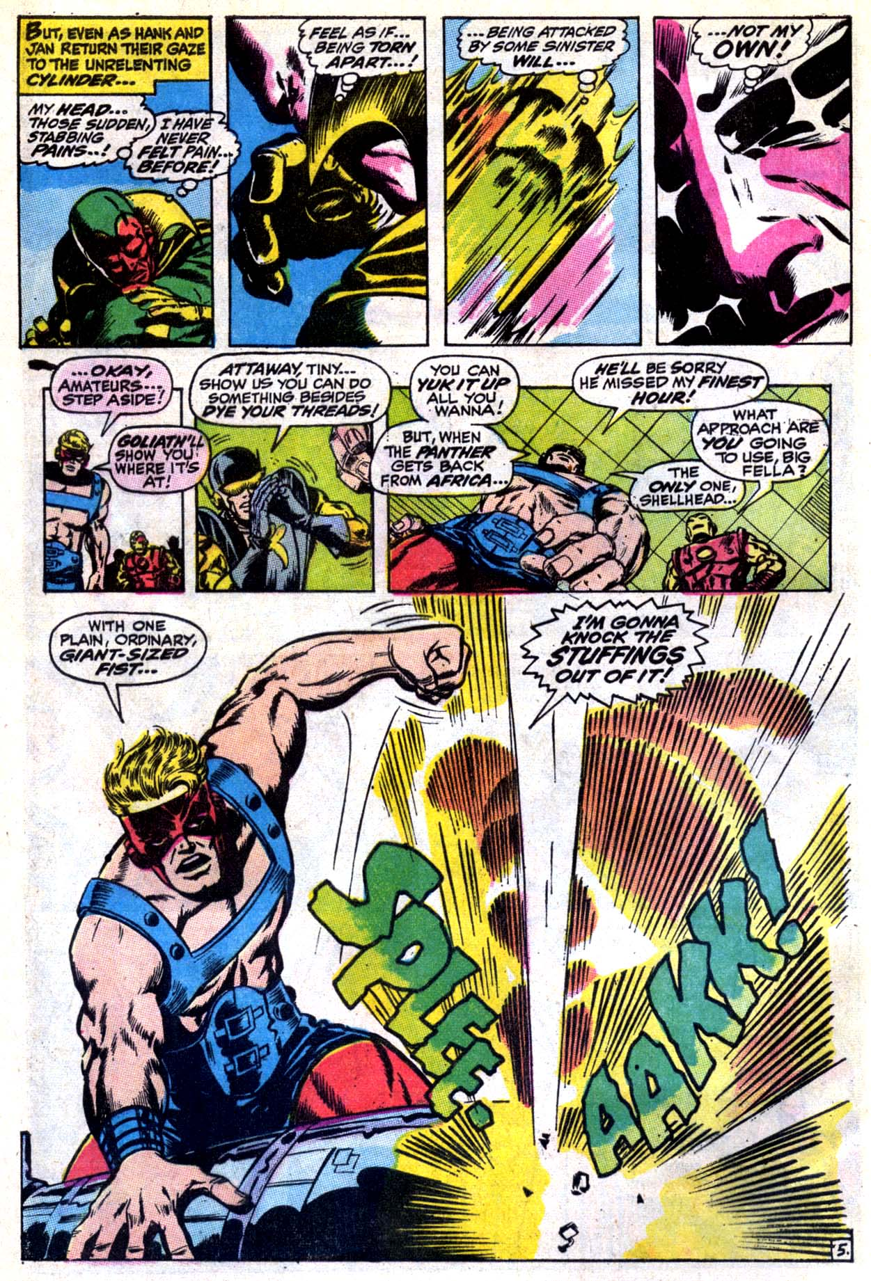 The Avengers (1963) 66 Page 5