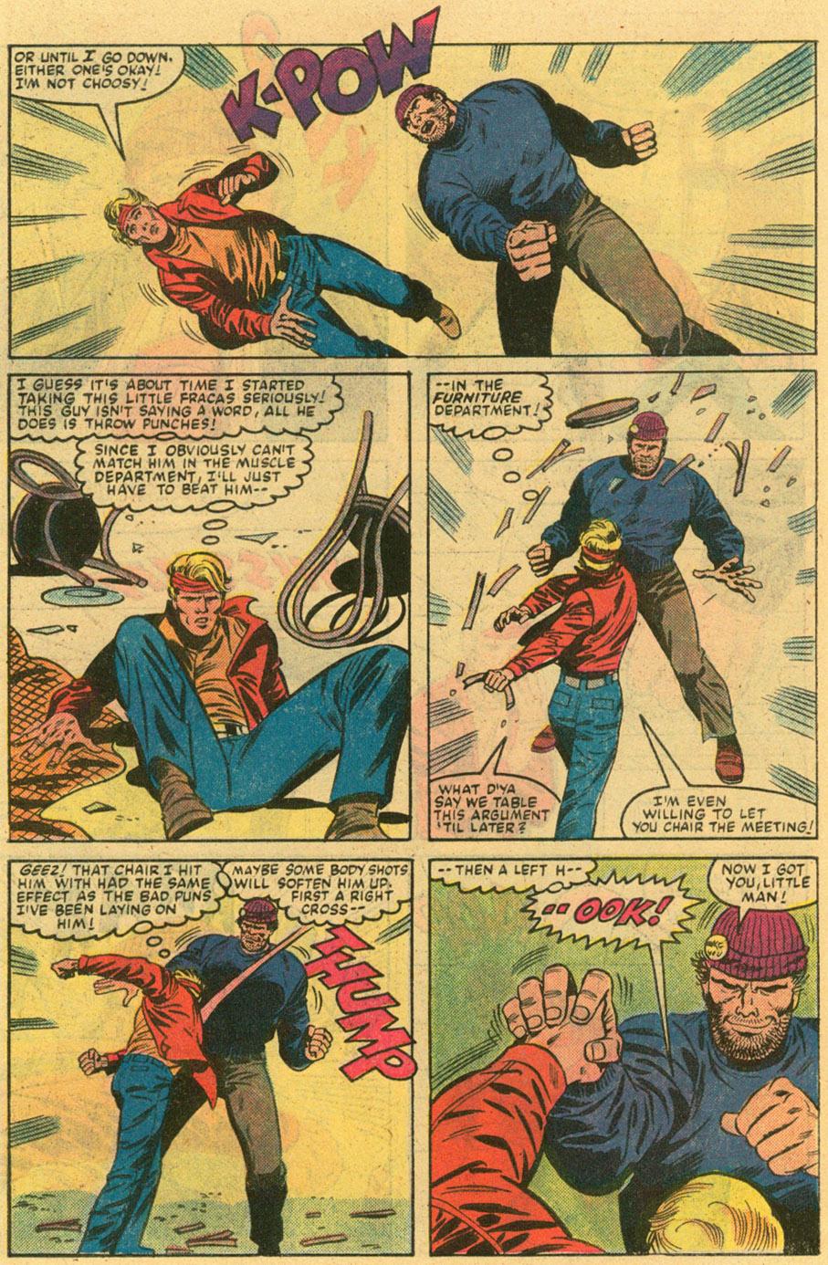 Read online U.S. 1 comic -  Issue #2 - 6