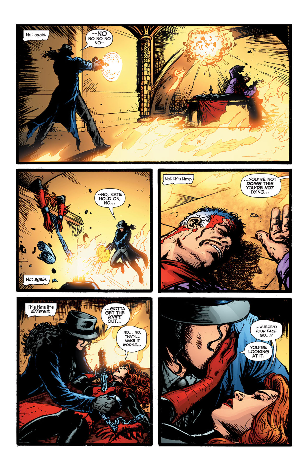 Read online 52 comic -  Issue #48 - 18