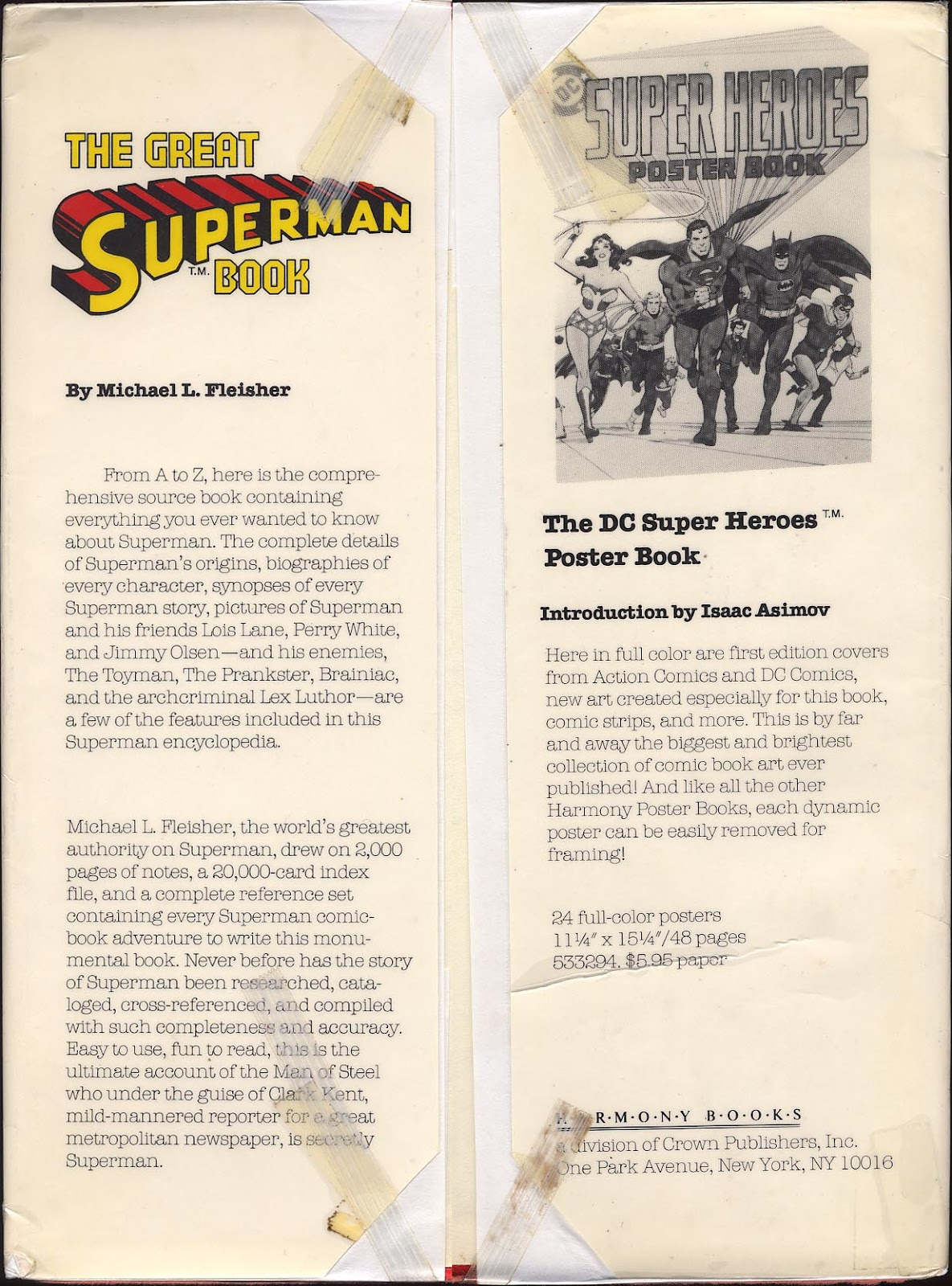 The Great Superman Book issue TPB (Part 1) - Page 2