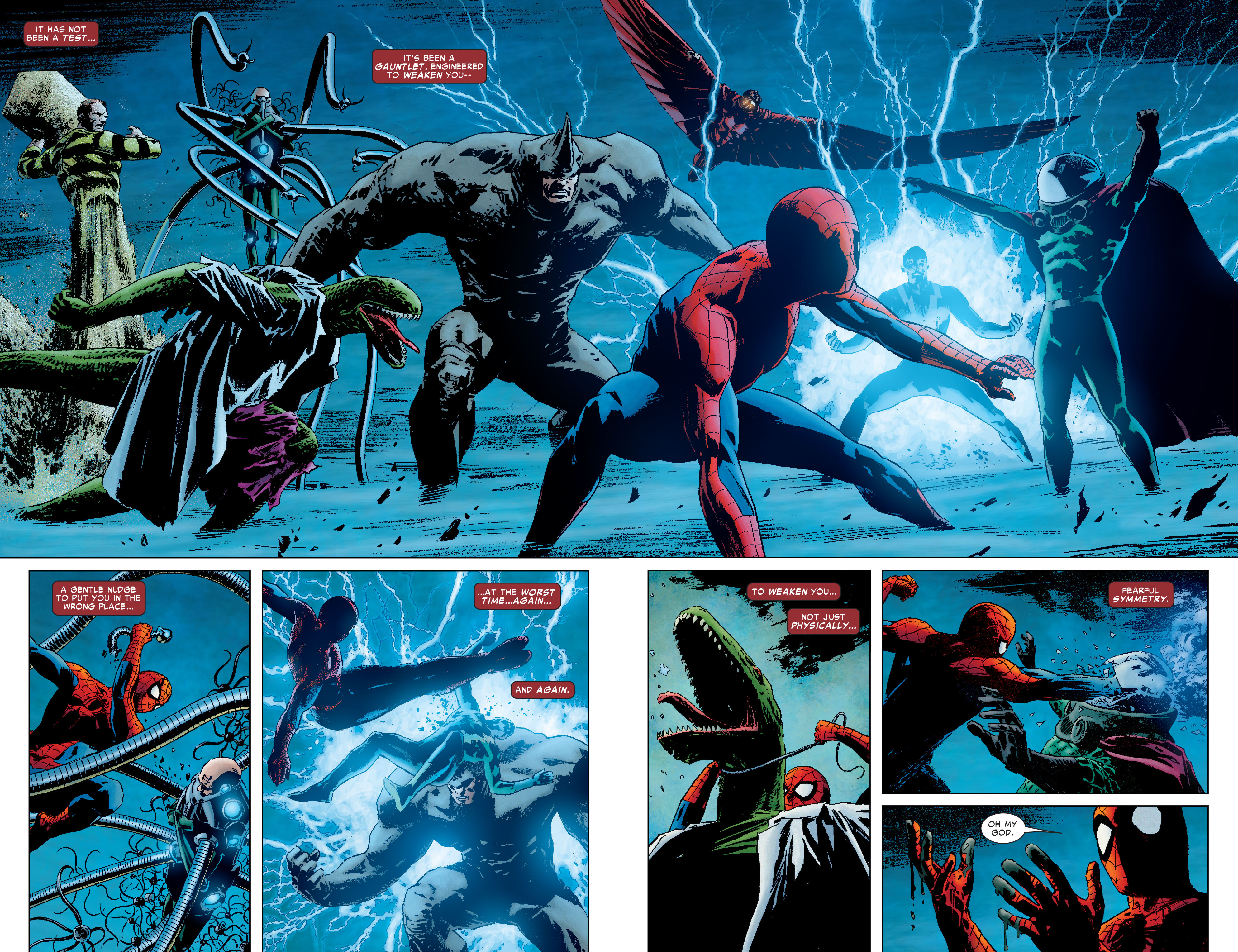 Read online Amazing Spider-Man Presents: Black Cat comic -  Issue #1 - 27