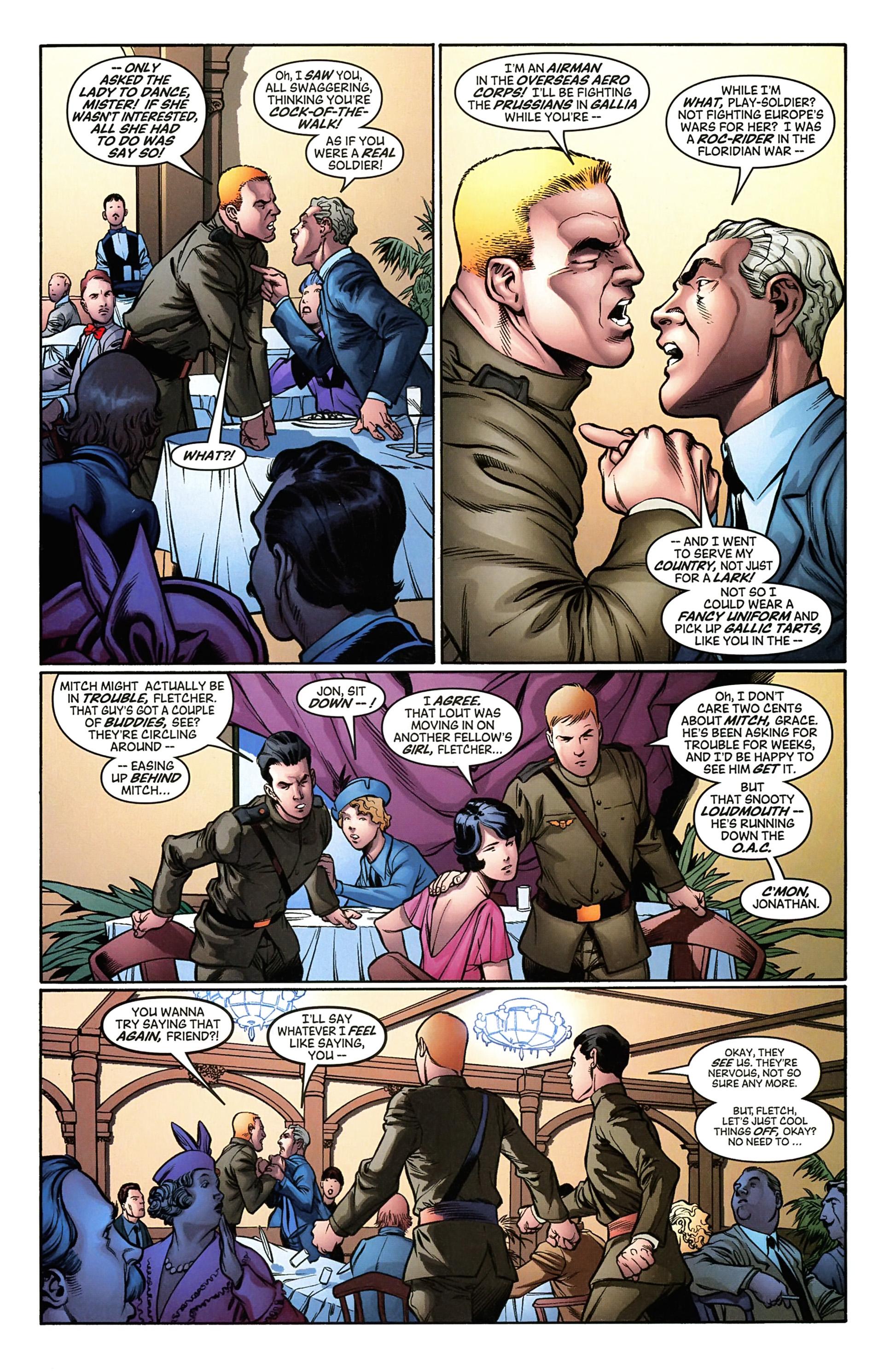 Read online Arrowsmith comic -  Issue #2 - 16