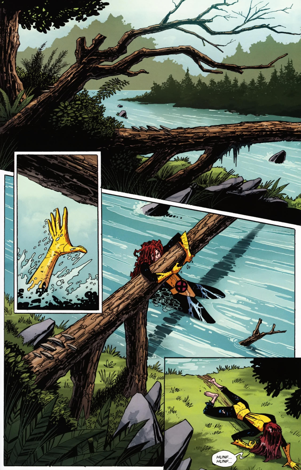 Read online Wolverine: First Class comic -  Issue #21 - 18