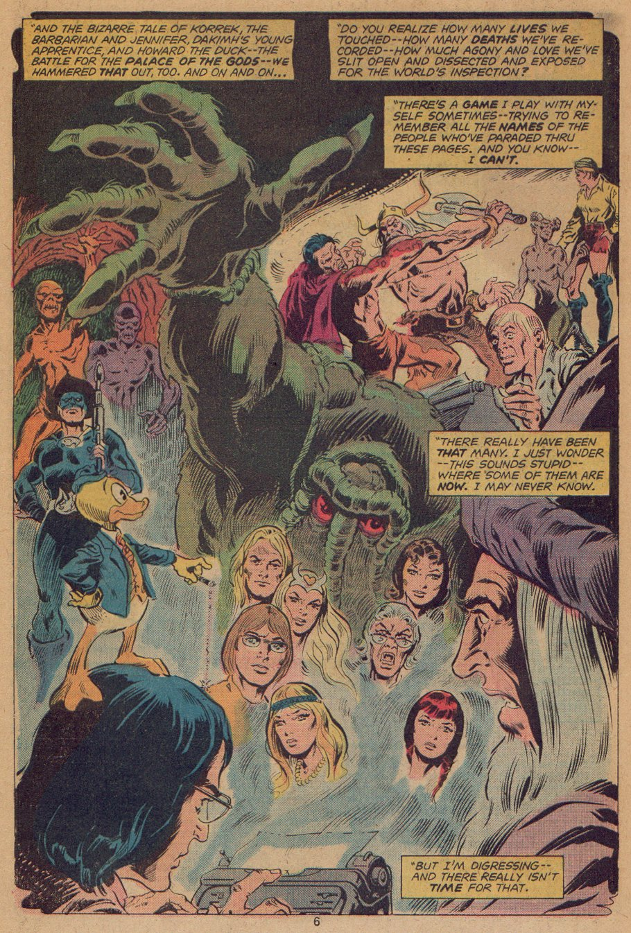 Man-Thing (1974) issue 22 - Page 5