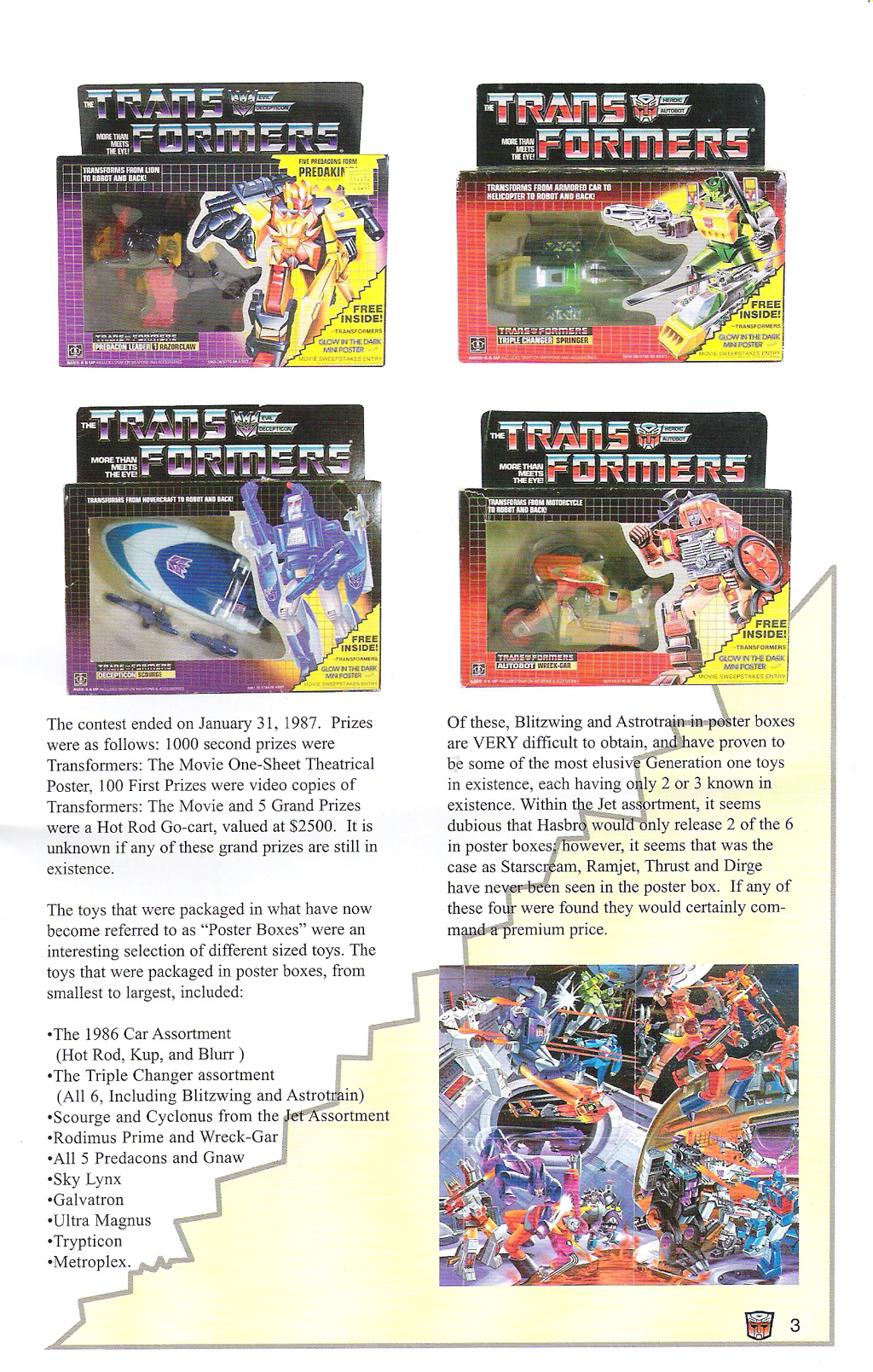 Read online Transformers: Collectors' Club comic -  Issue #5 - 3