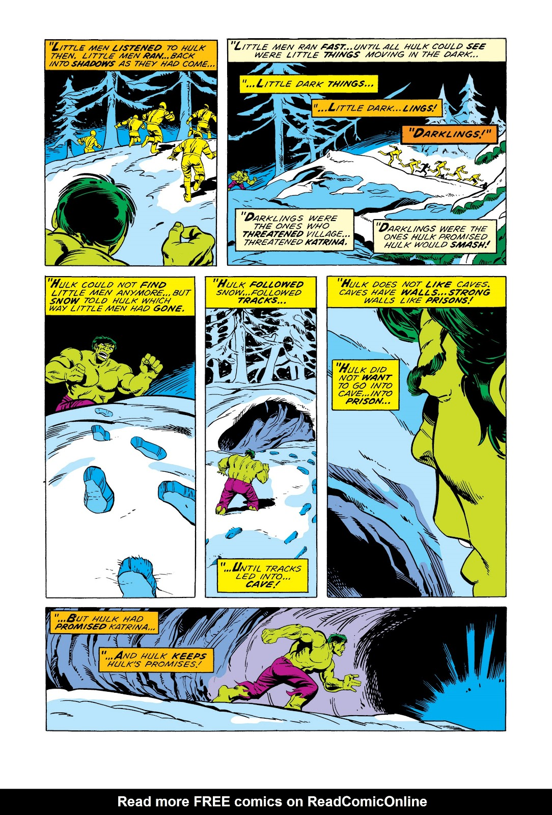 Read online Marvel Masterworks: The Incredible Hulk comic -  Issue # TPB 11 (Part 2) - 9