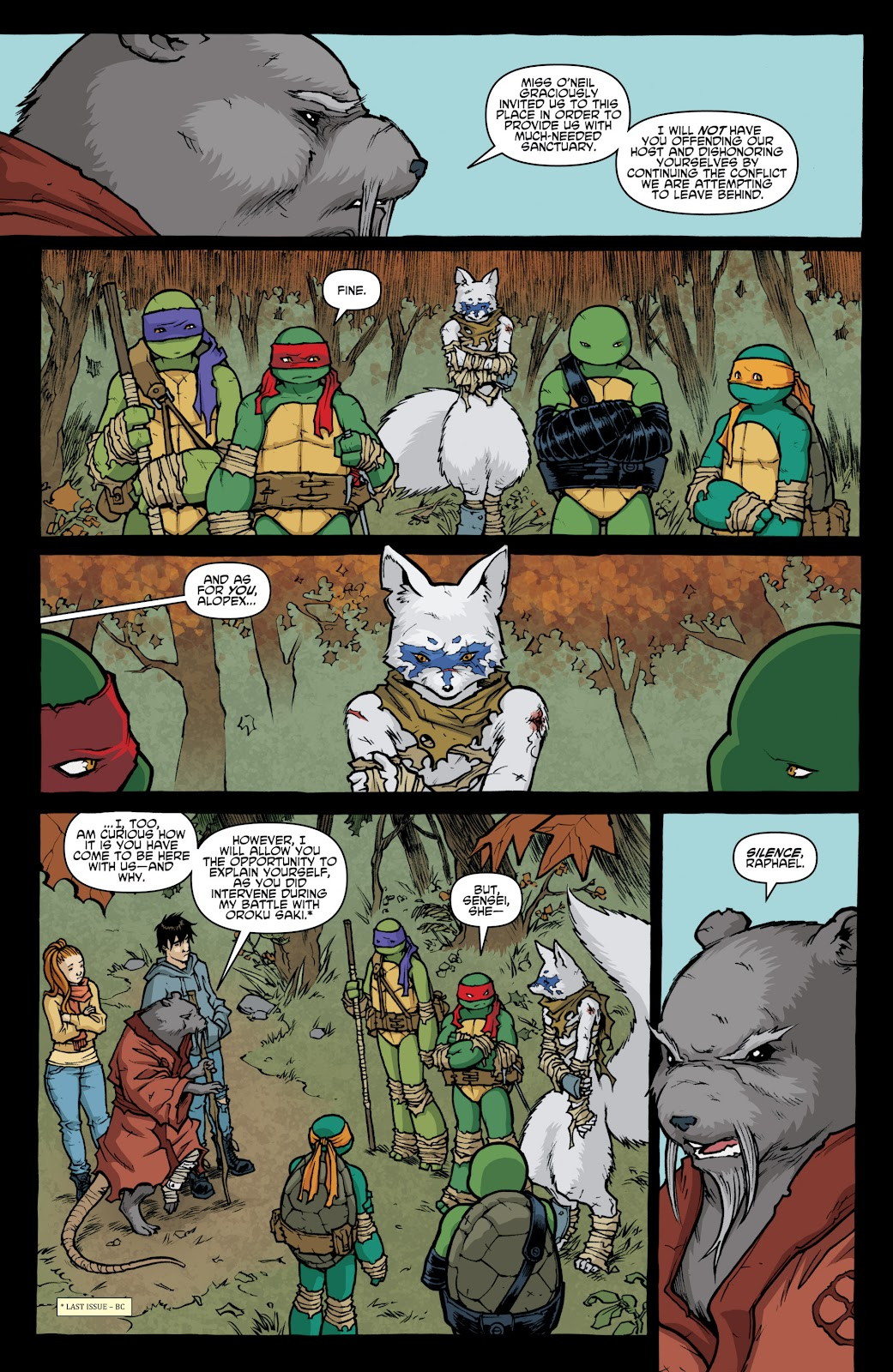 Read online Teenage Mutant Ninja Turtles: The IDW Collection comic -  Issue # TPB 4 (Part 1) - 18