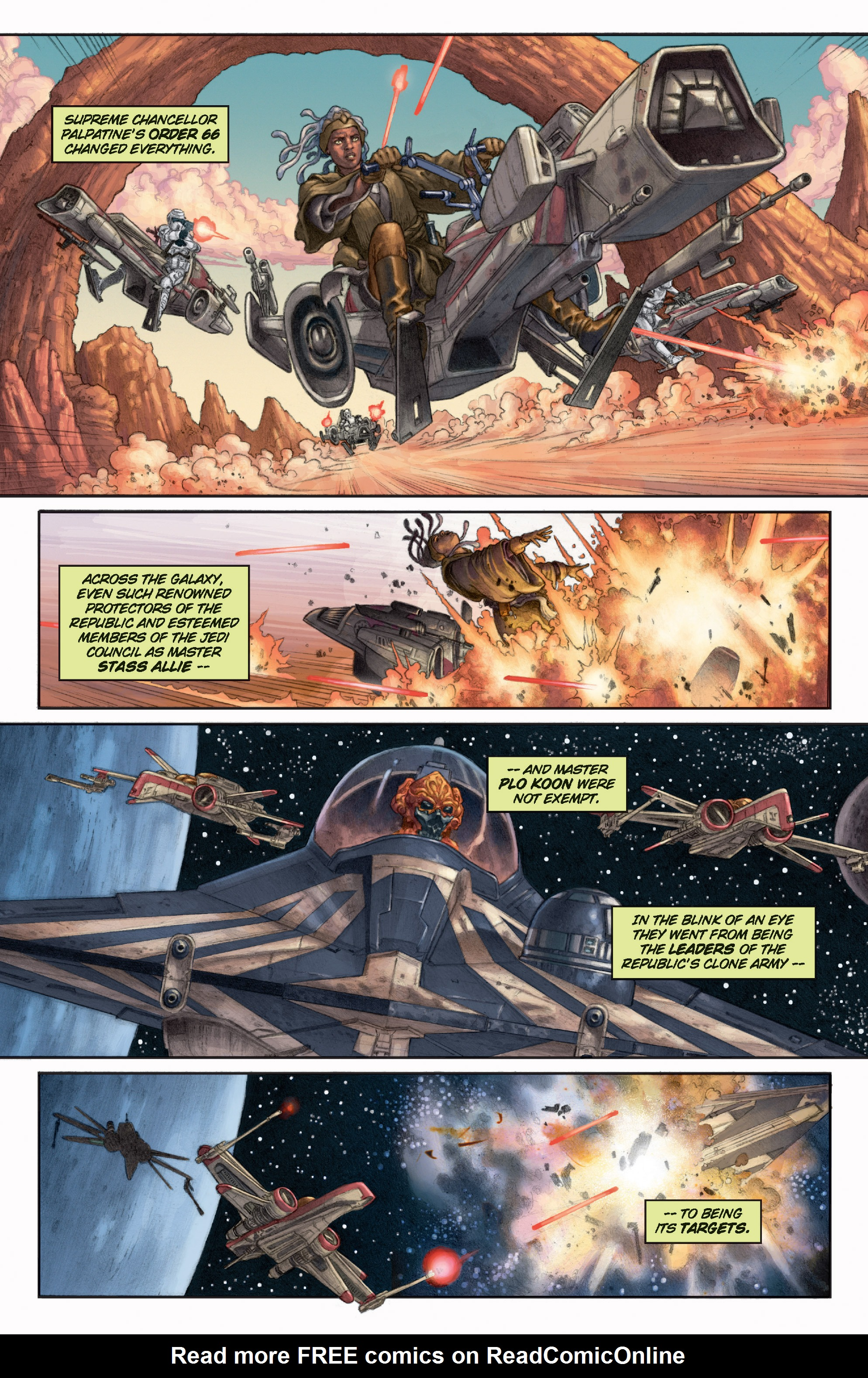 Read online Star Wars Omnibus comic -  Issue # Vol. 31 - 7