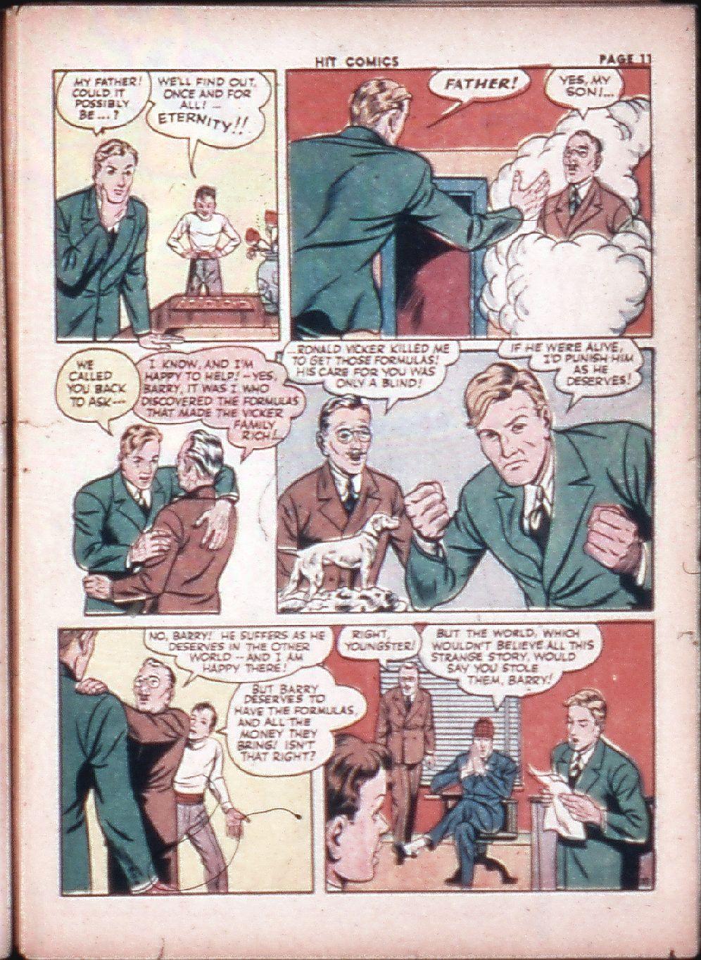 Read online Hit Comics comic -  Issue #29 - 13