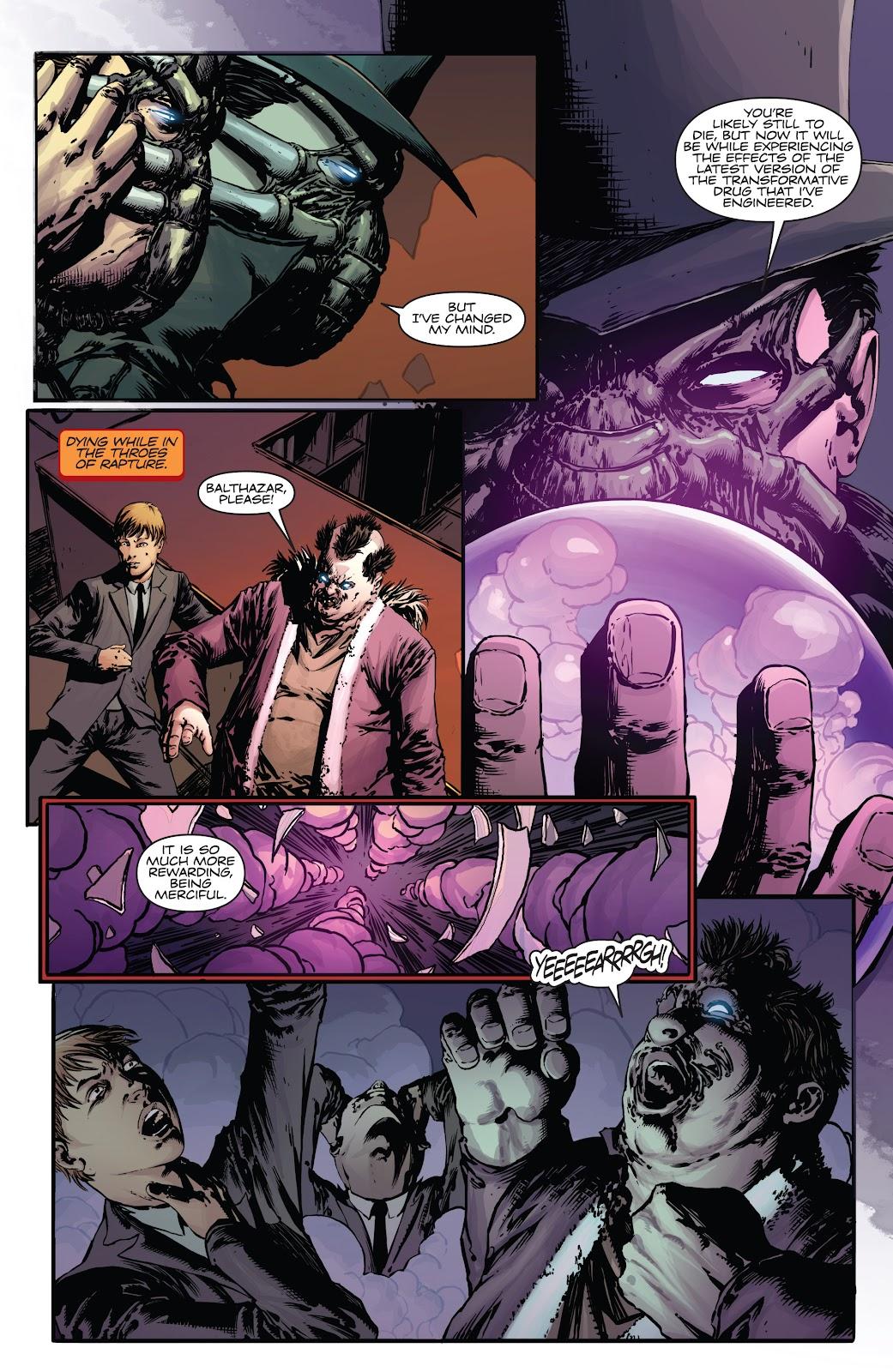 Read online Vampirella Strikes comic -  Issue #5 - 11