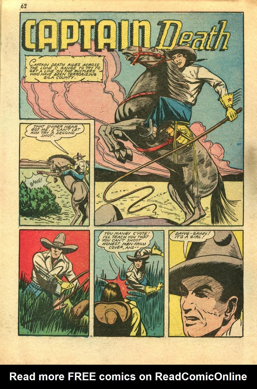 Read online Super-Magician Comics comic -  Issue #14 - 61