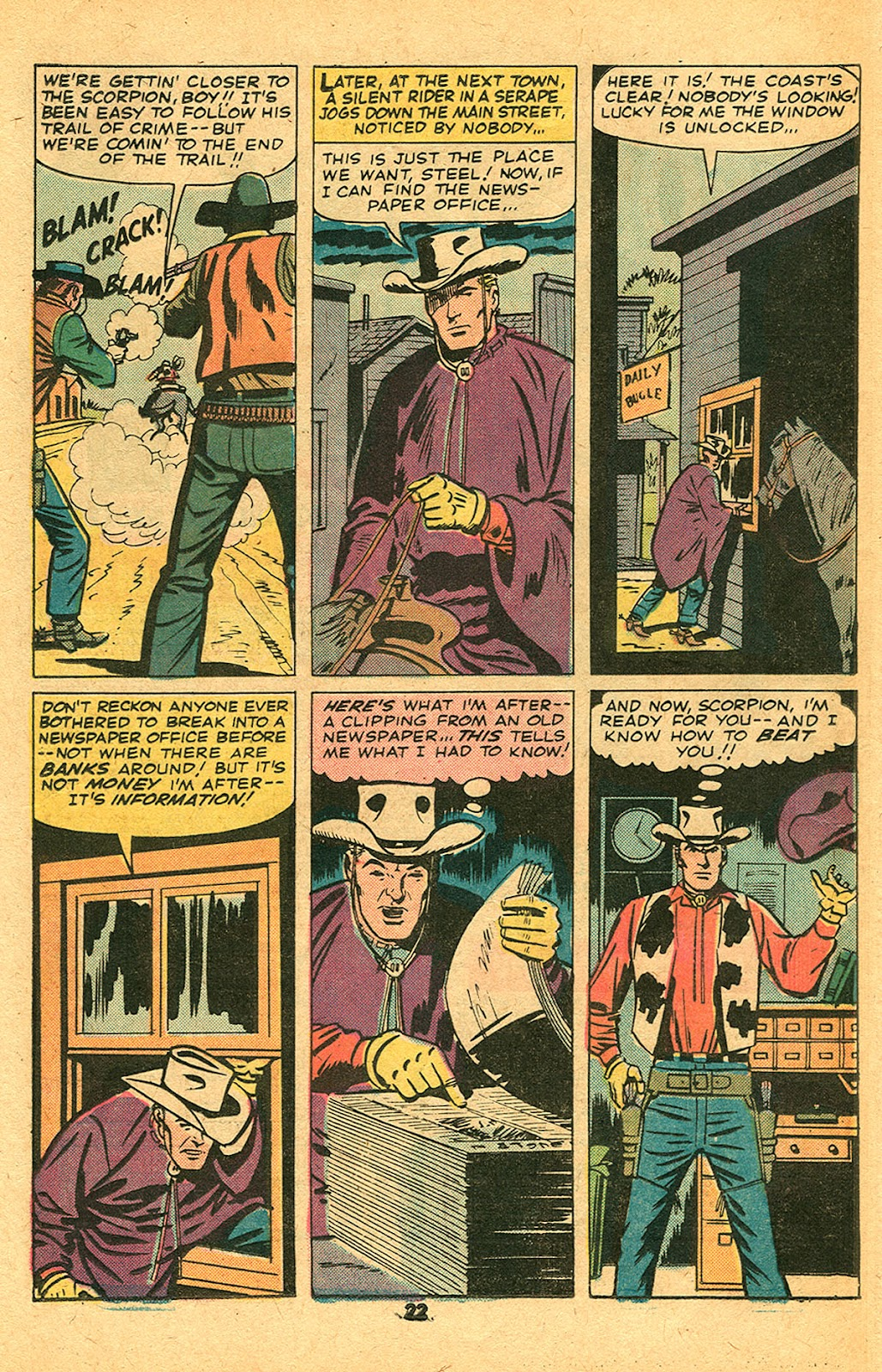 Kid Colt Outlaw issue 193 - Page 24
