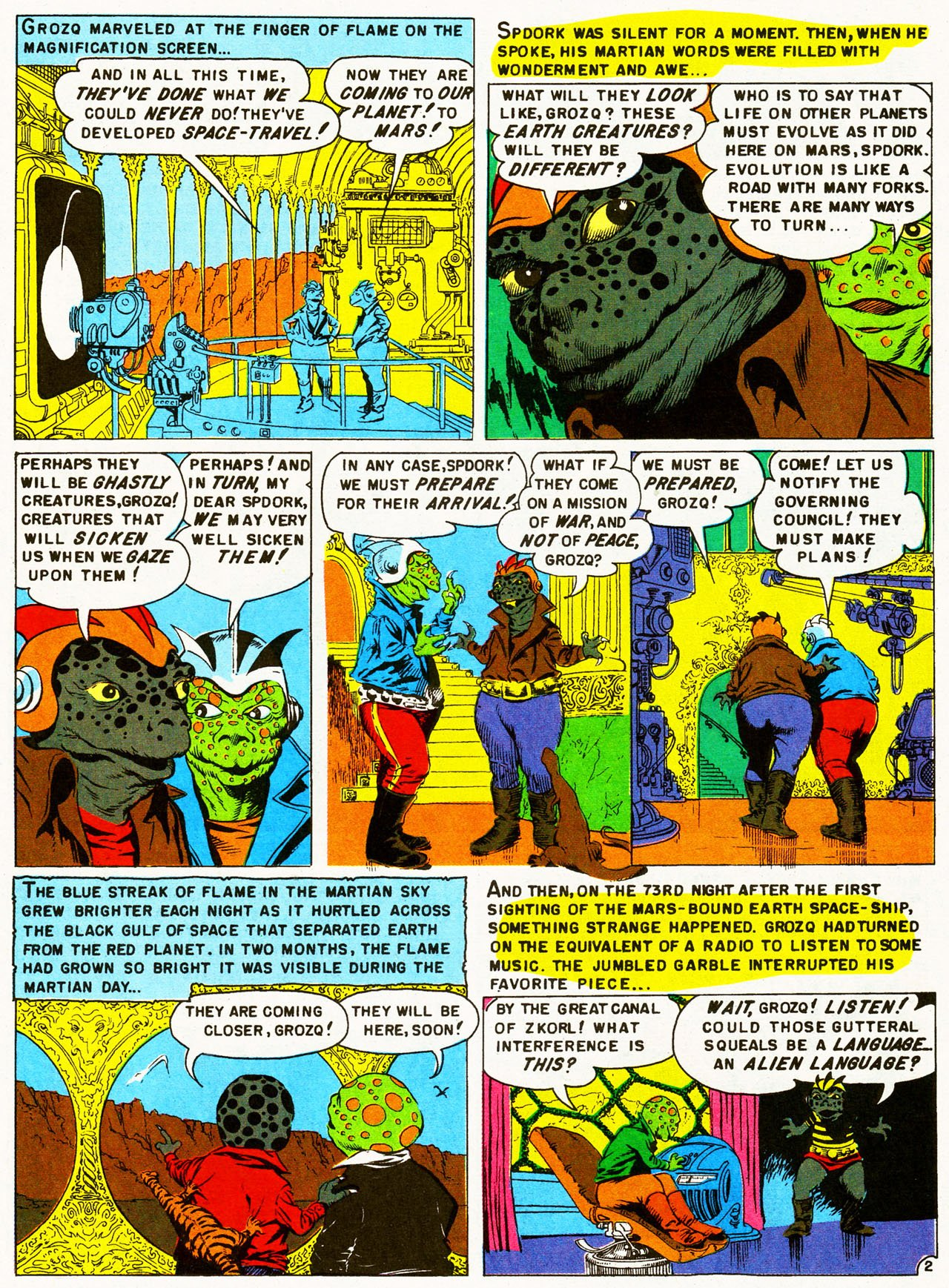Read online Shock SuspenStories comic -  Issue #8 - 22