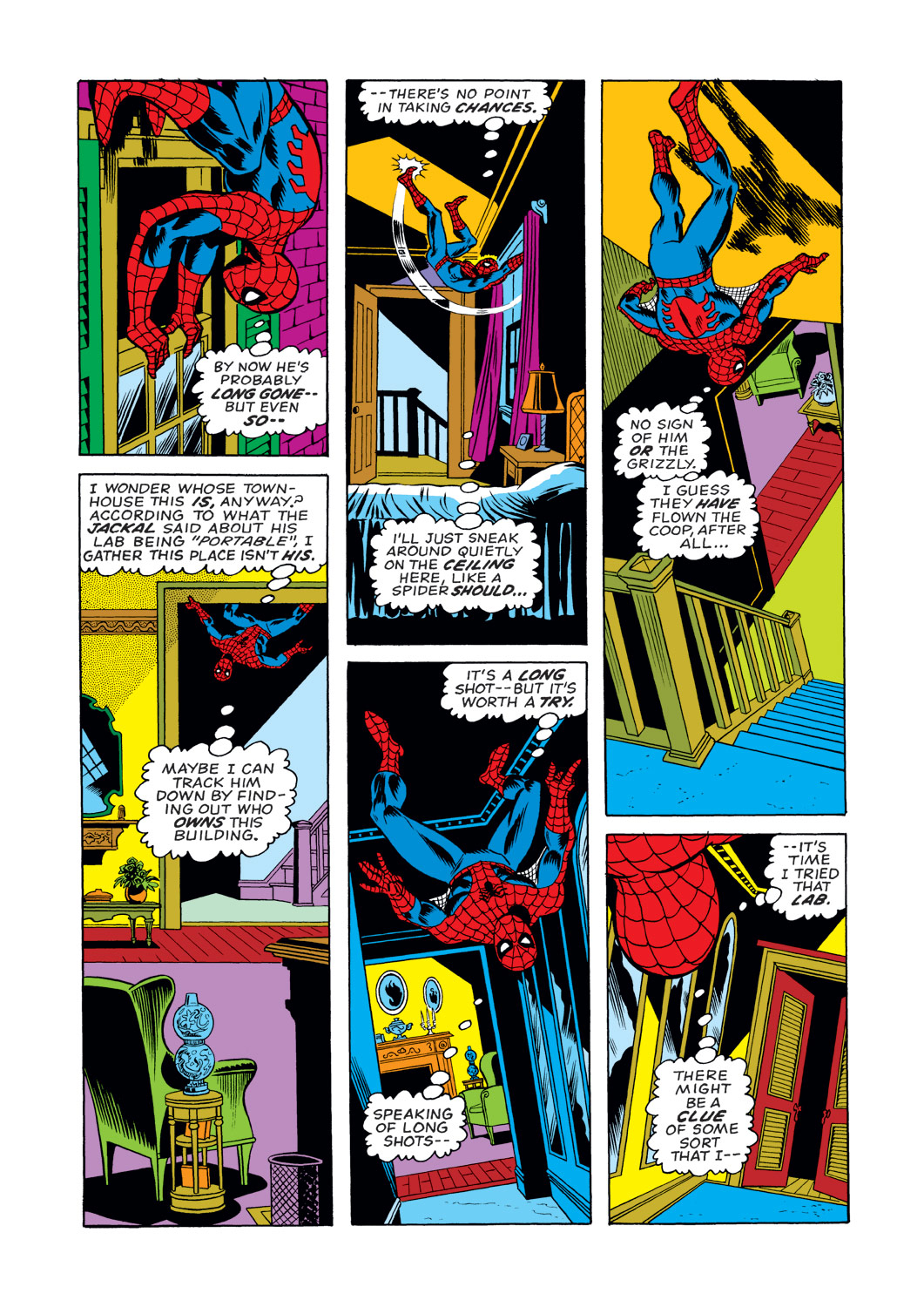 The Amazing Spider-Man (1963) 140 Page 12
