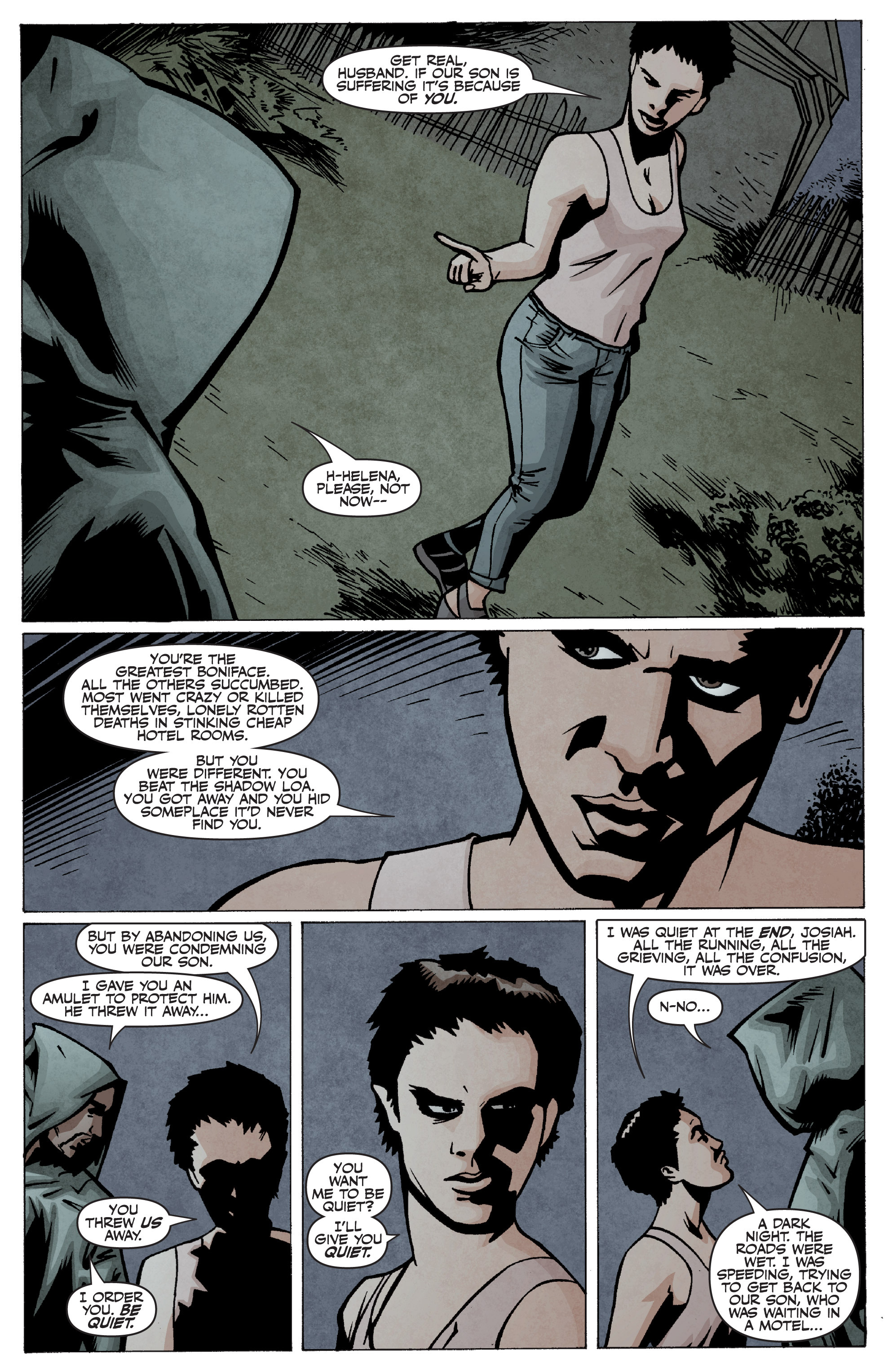 Read online Shadowman: End Times comic -  Issue #2 - 5