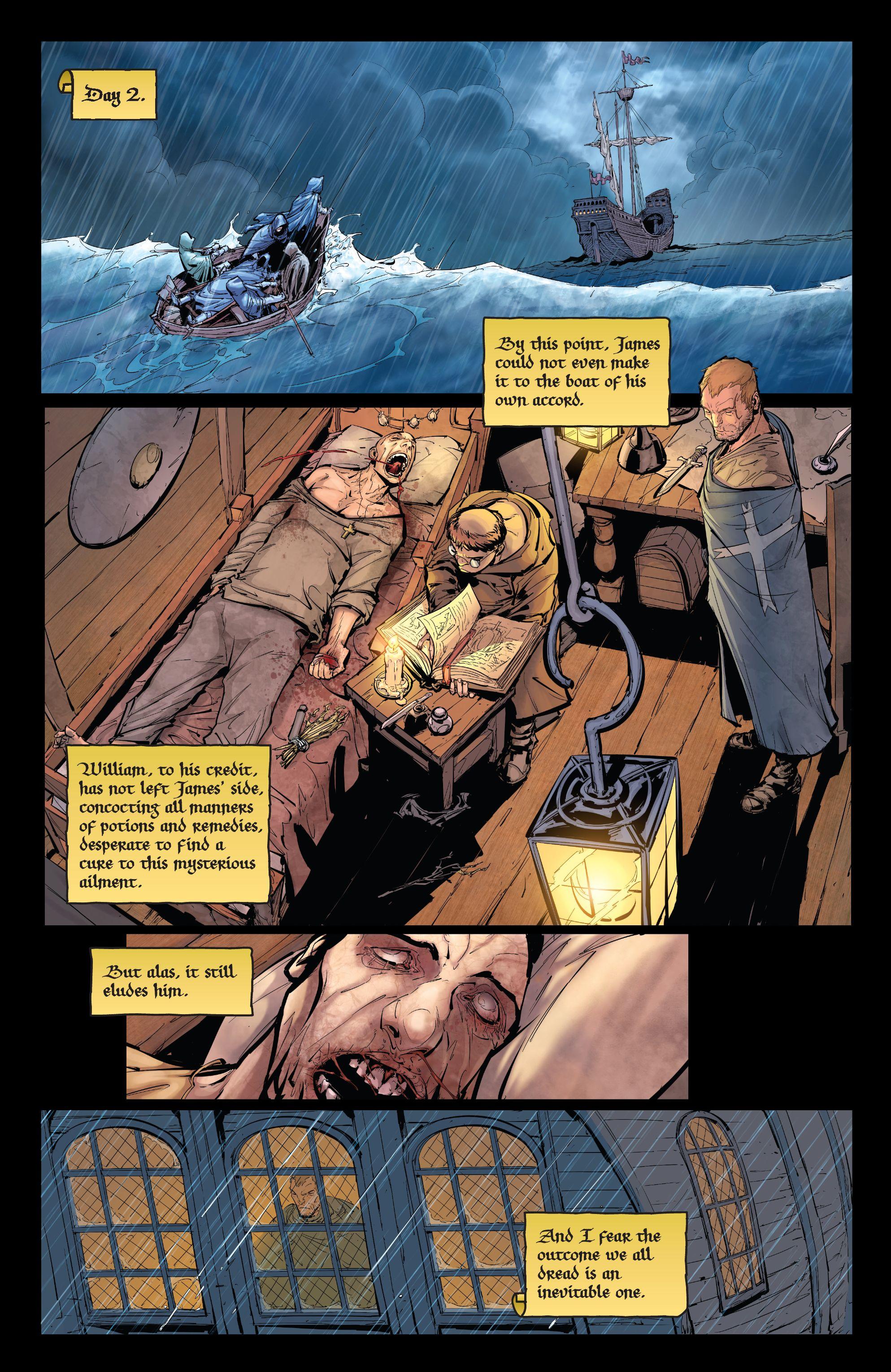 Read online Pestilence comic -  Issue #2 - 5
