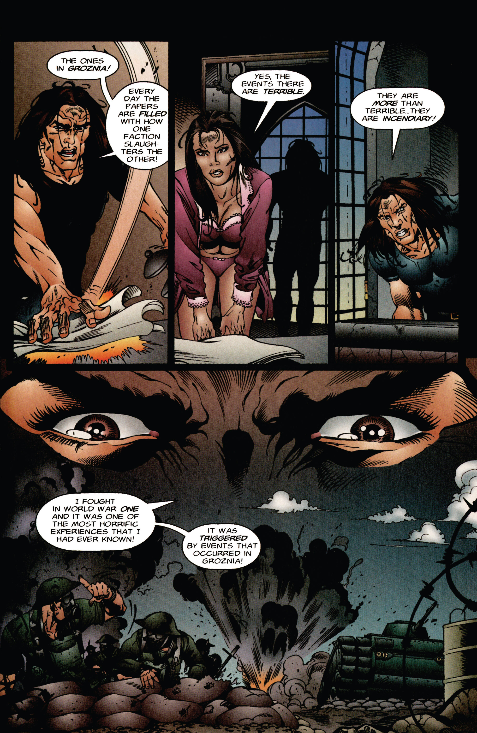 Read online Eternal Warrior (1992) comic -  Issue #41 - 7