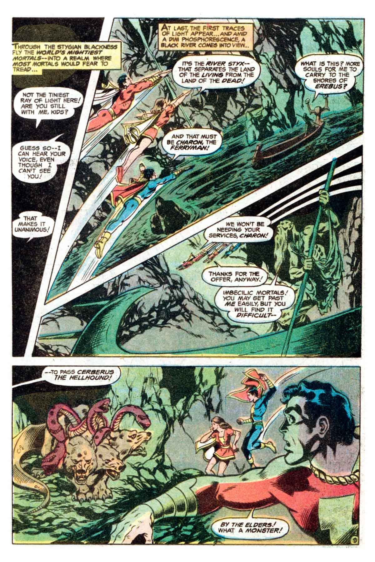 Read online Shazam! (1973) comic -  Issue #35 - 10